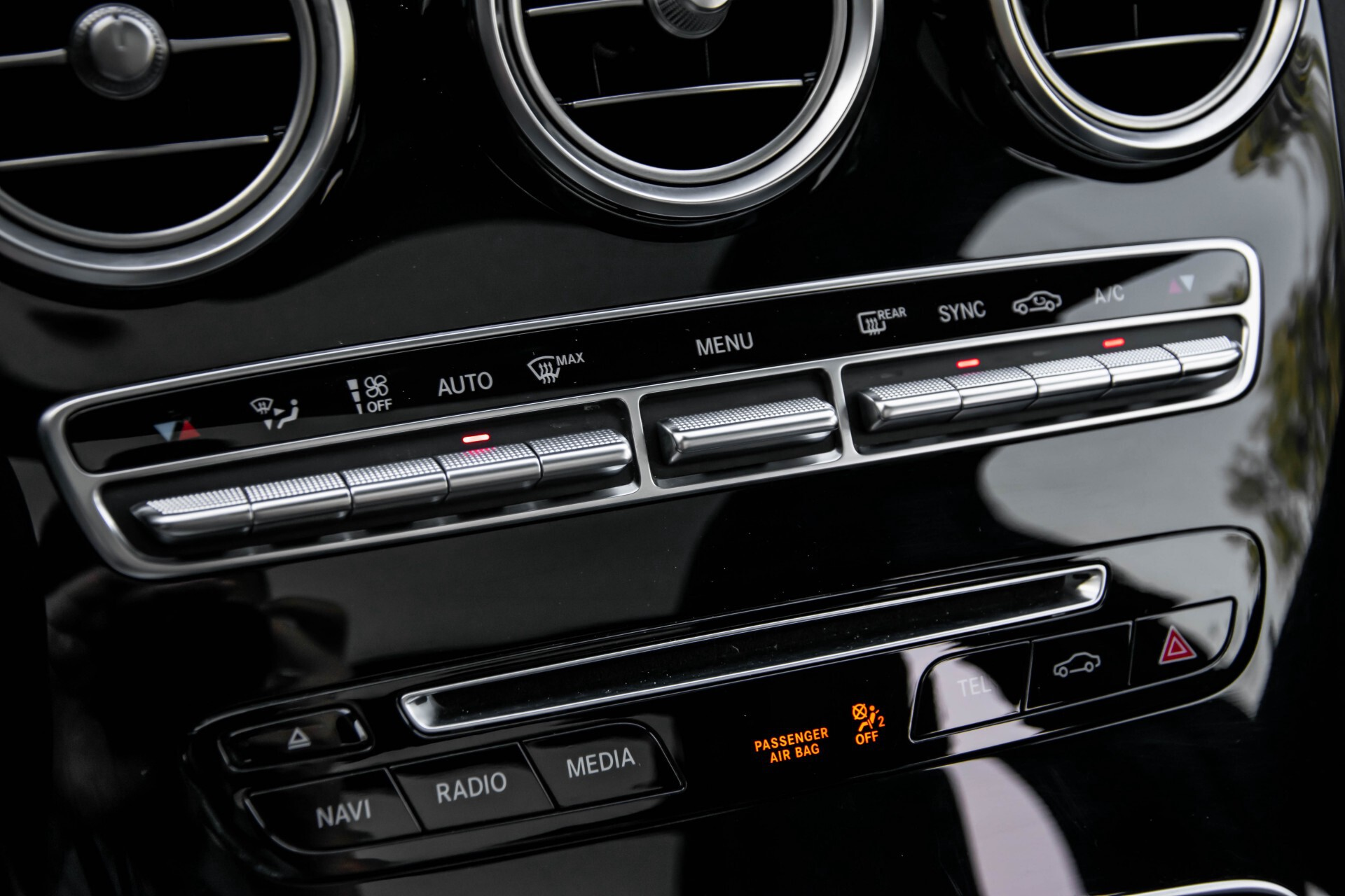 Mercedes-Benz C-Klasse 63 AMG S Panorama/Distronic/Keyless/Comand/Camera/ILS Aut7 Foto 45