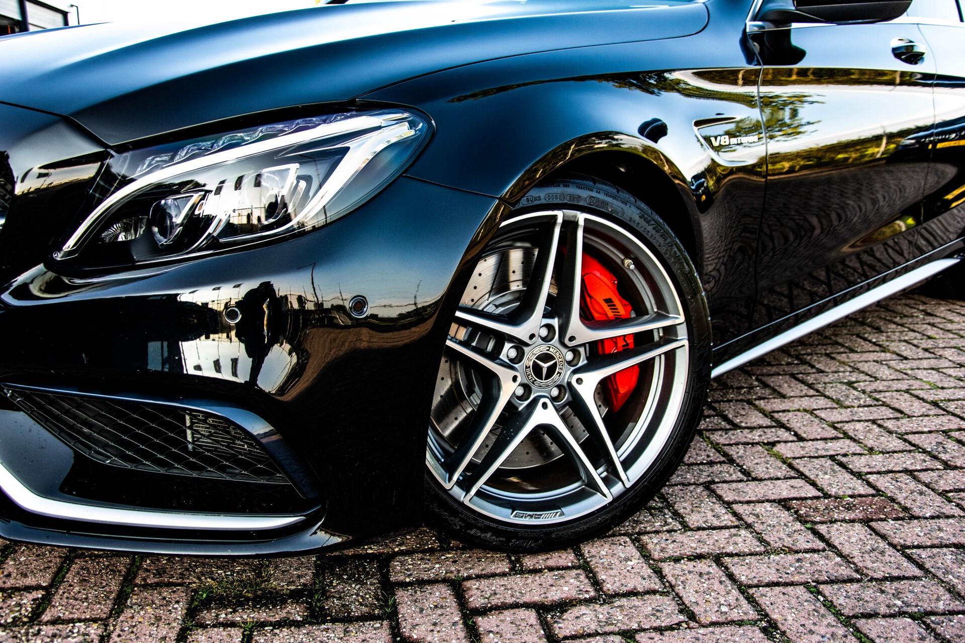 Mercedes-Benz C-Klasse 63 AMG S Panorama/Distronic/Keyless/Comand/Camera/ILS Aut7 Foto 52