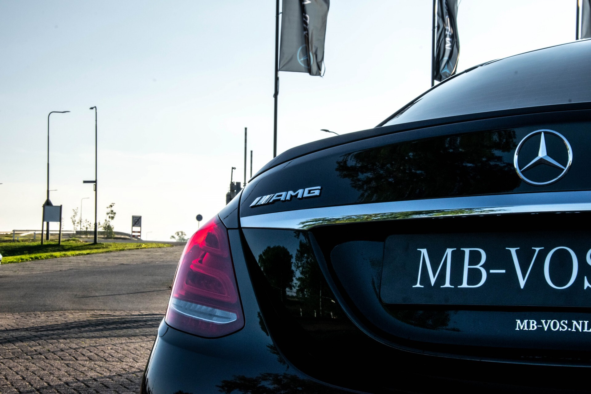 Mercedes-Benz C-Klasse 63 AMG S Panorama/Distronic/Keyless/Comand/Camera/ILS Aut7 Foto 54