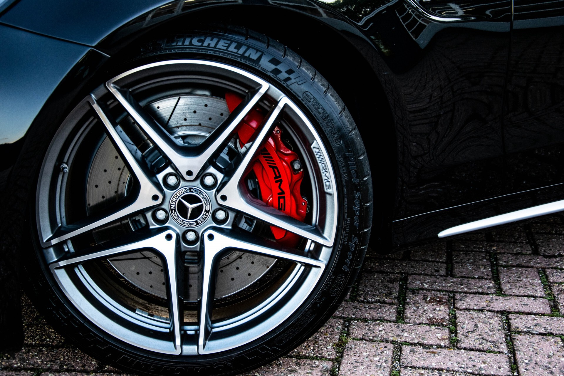 Mercedes-Benz C-Klasse 63 AMG S Panorama/Distronic/Keyless/Comand/Camera/ILS Aut7 Foto 60