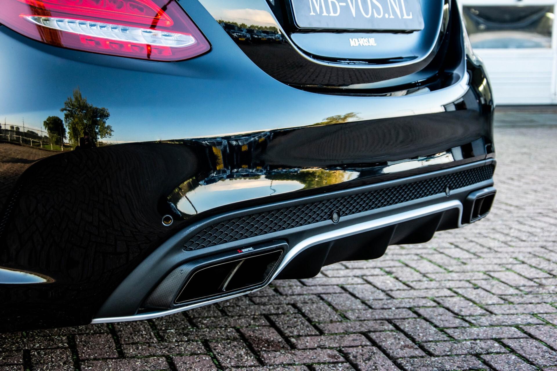 Mercedes-Benz C-Klasse 63 AMG S Akrapovic/Panorama/Distronic/Keyless/Comand/Camera/ILS Aut7 Foto 66