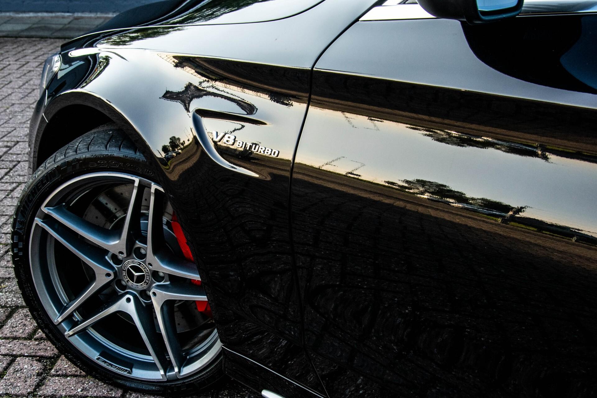 Mercedes-Benz C-Klasse 63 AMG S Akrapovic/Panorama/Distronic/Keyless/Comand/Camera/ILS Aut7 Foto 70