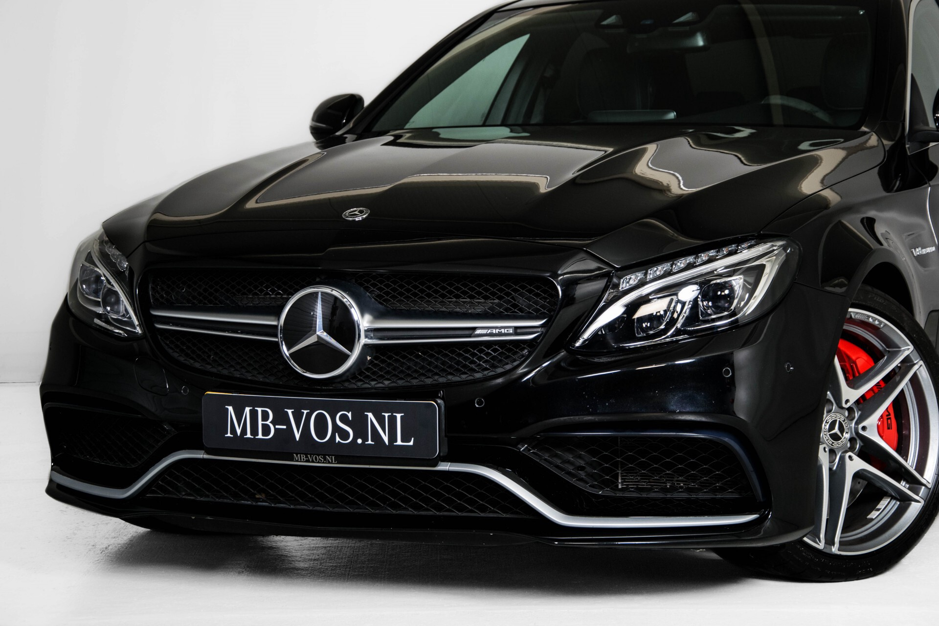 Mercedes-Benz C-Klasse 63 AMG S Akrapovic/Panorama/Distronic/Keyless/Comand/Camera/ILS Aut7 Foto 71