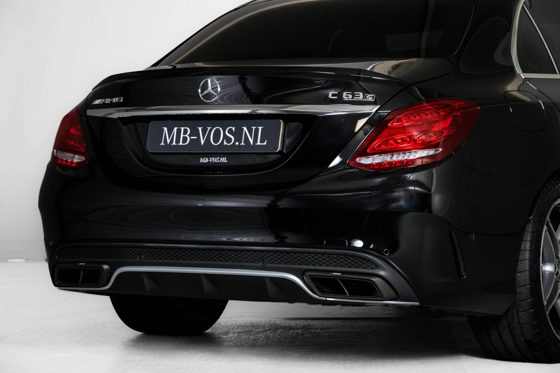 Mercedes-Benz C-Klasse 63 AMG S Akrapovic/Panorama/Distronic/Keyless/Comand/Camera/ILS Aut7 Foto 72