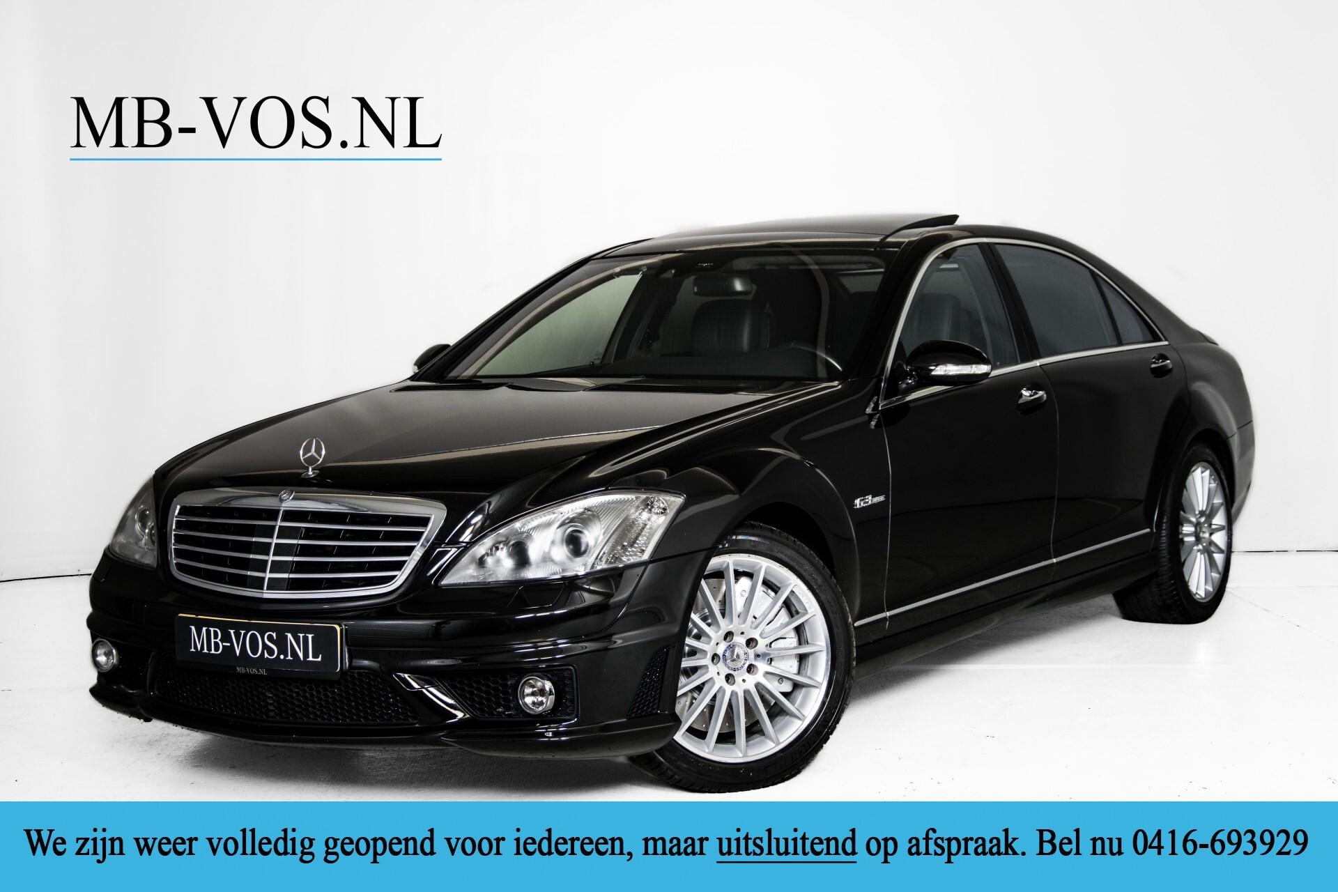 Mercedes-Benz S-Klasse 63 AMG Lang Panorama/Distronic/Keyless/Massage/Nightvision/Harman Aut7 Foto 1