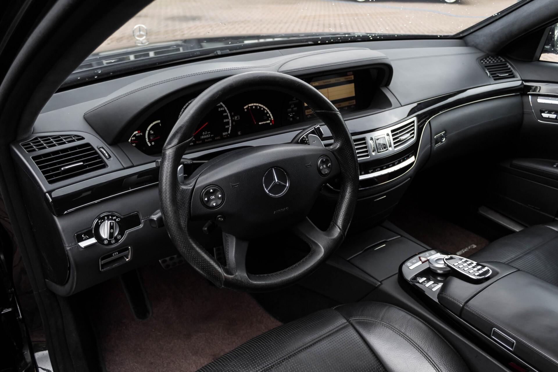 Mercedes-Benz S-Klasse 63 AMG Lang Panorama/Distronic/Keyless/Massage/Nightvision/Harman Aut7 Foto 16