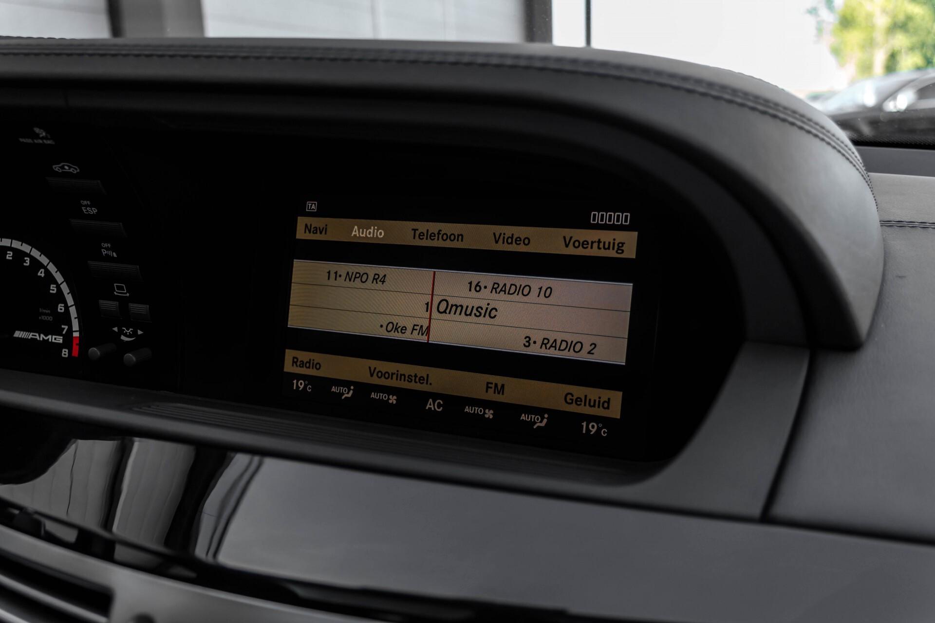Mercedes-Benz S-Klasse 63 AMG Lang Panorama/Distronic/Keyless/Massage/Nightvision/Harman Aut7 Foto 18