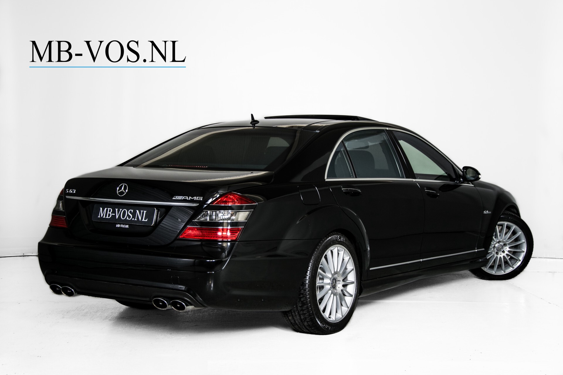 Mercedes-Benz S-Klasse 63 AMG Lang Panorama/Distronic/Keyless/Massage/Nightvision/Harman Aut7 Foto 2