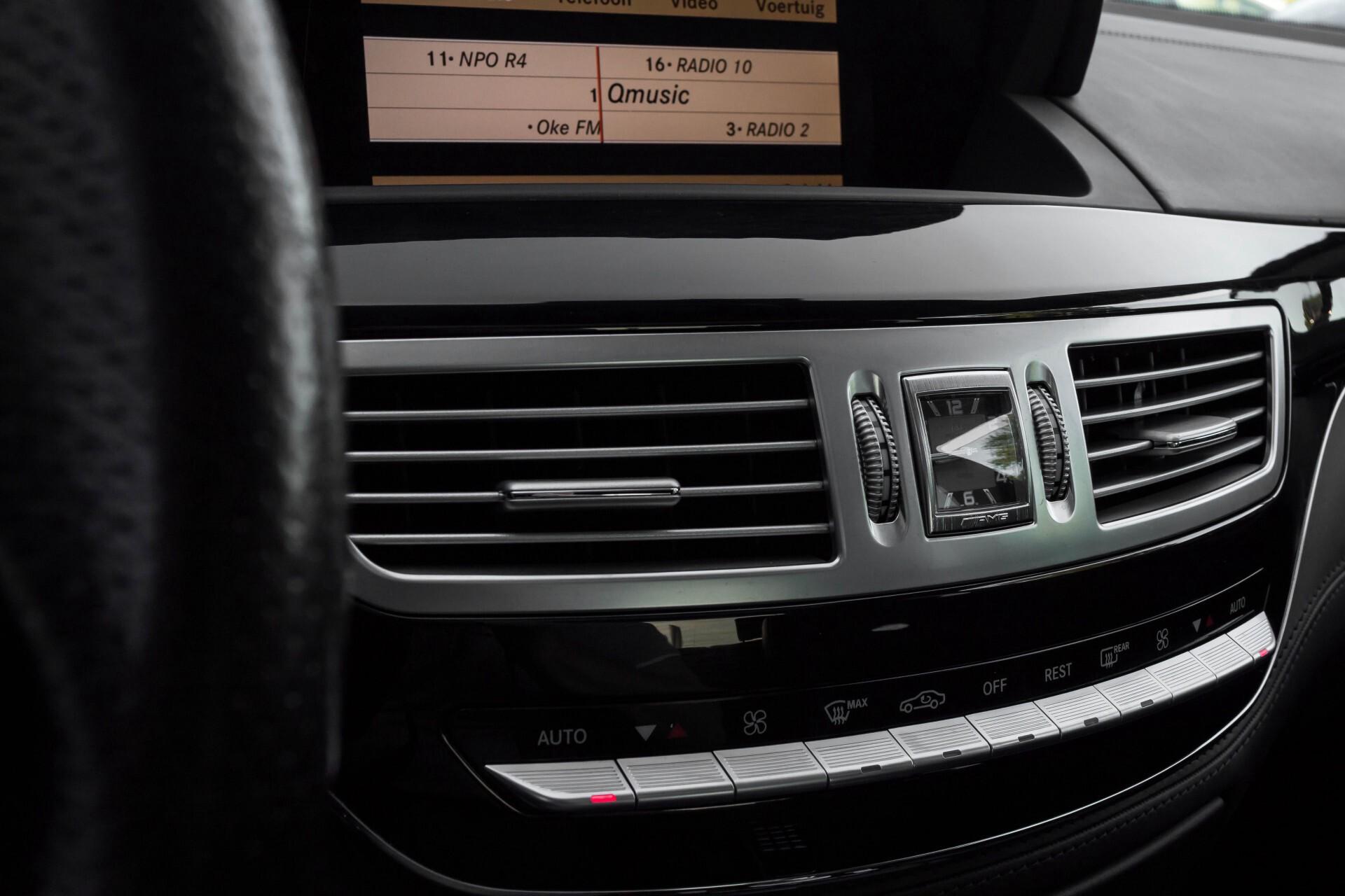 Mercedes-Benz S-Klasse 63 AMG Lang Panorama/Distronic/Keyless/Massage/Nightvision/Harman Aut7 Foto 20