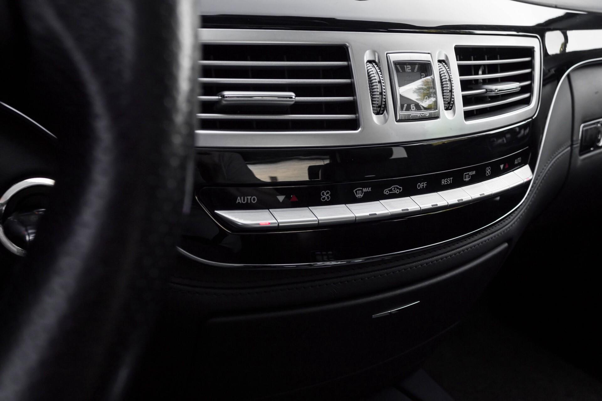 Mercedes-Benz S-Klasse 63 AMG Lang Panorama/Distronic/Keyless/Massage/Nightvision/Harman Aut7 Foto 22