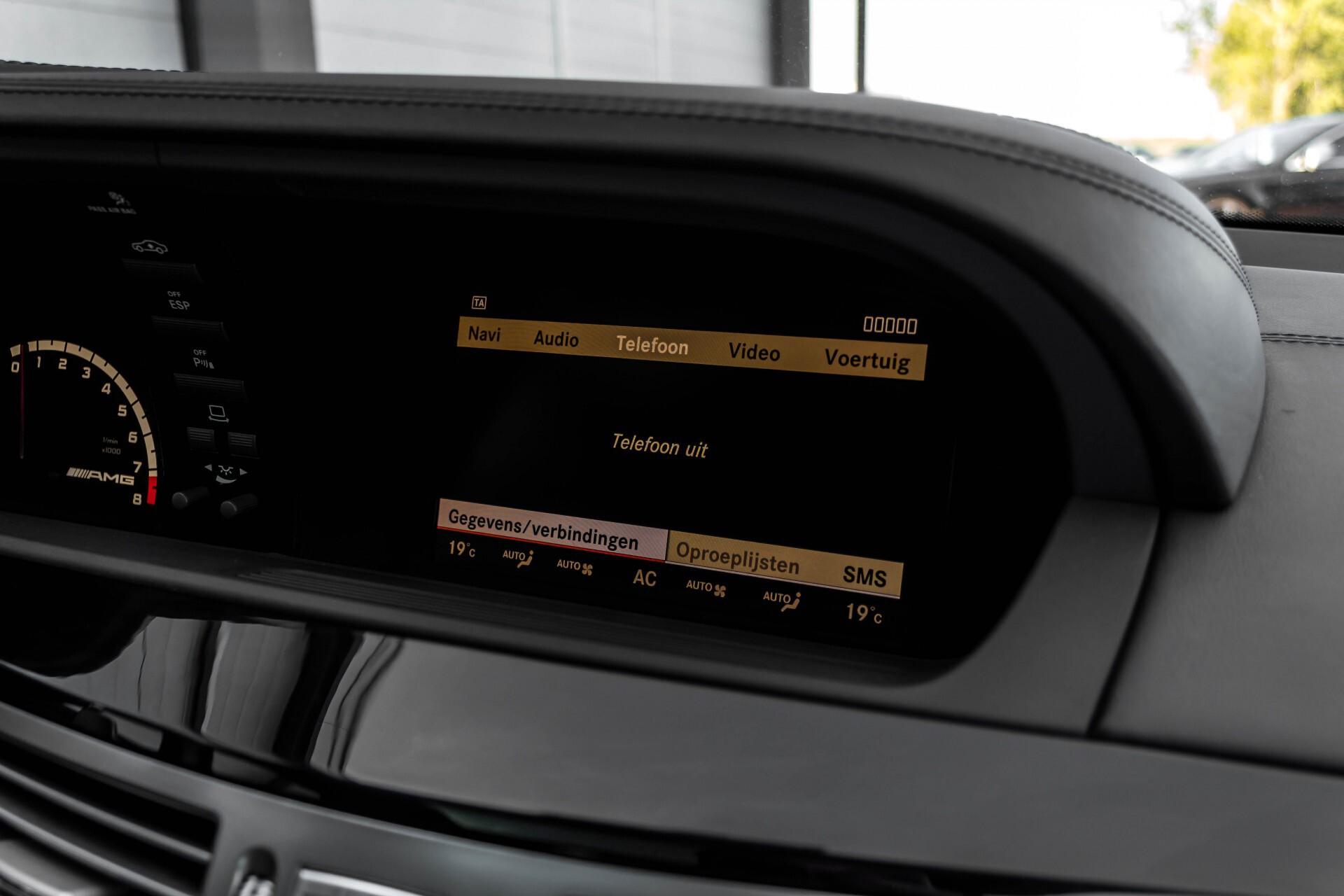 Mercedes-Benz S-Klasse 63 AMG Lang Panorama/Distronic/Keyless/Massage/Nightvision/Harman Aut7 Foto 23