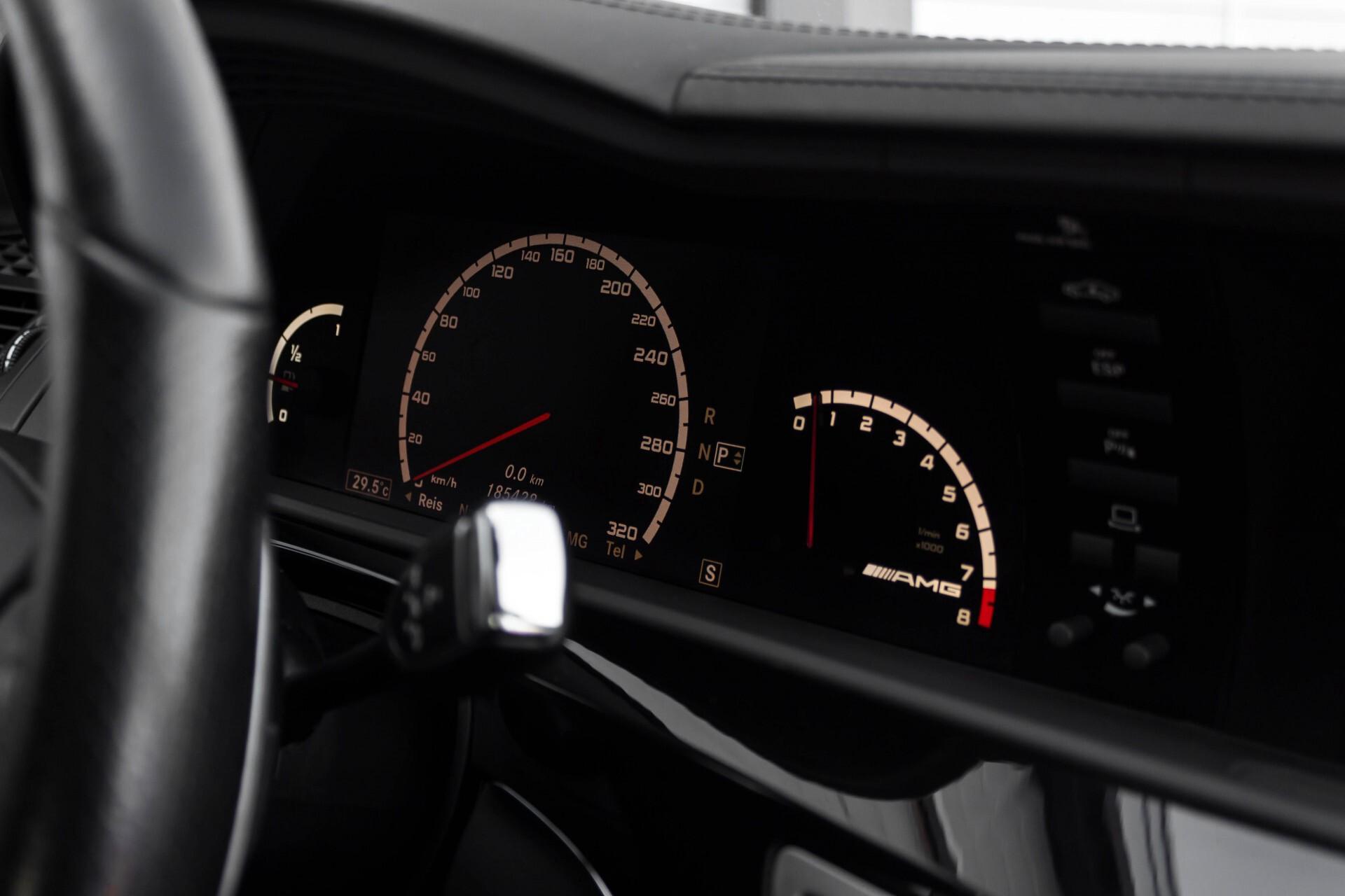 Mercedes-Benz S-Klasse 63 AMG Lang Panorama/Distronic/Keyless/Massage/Nightvision/Harman Aut7 Foto 24