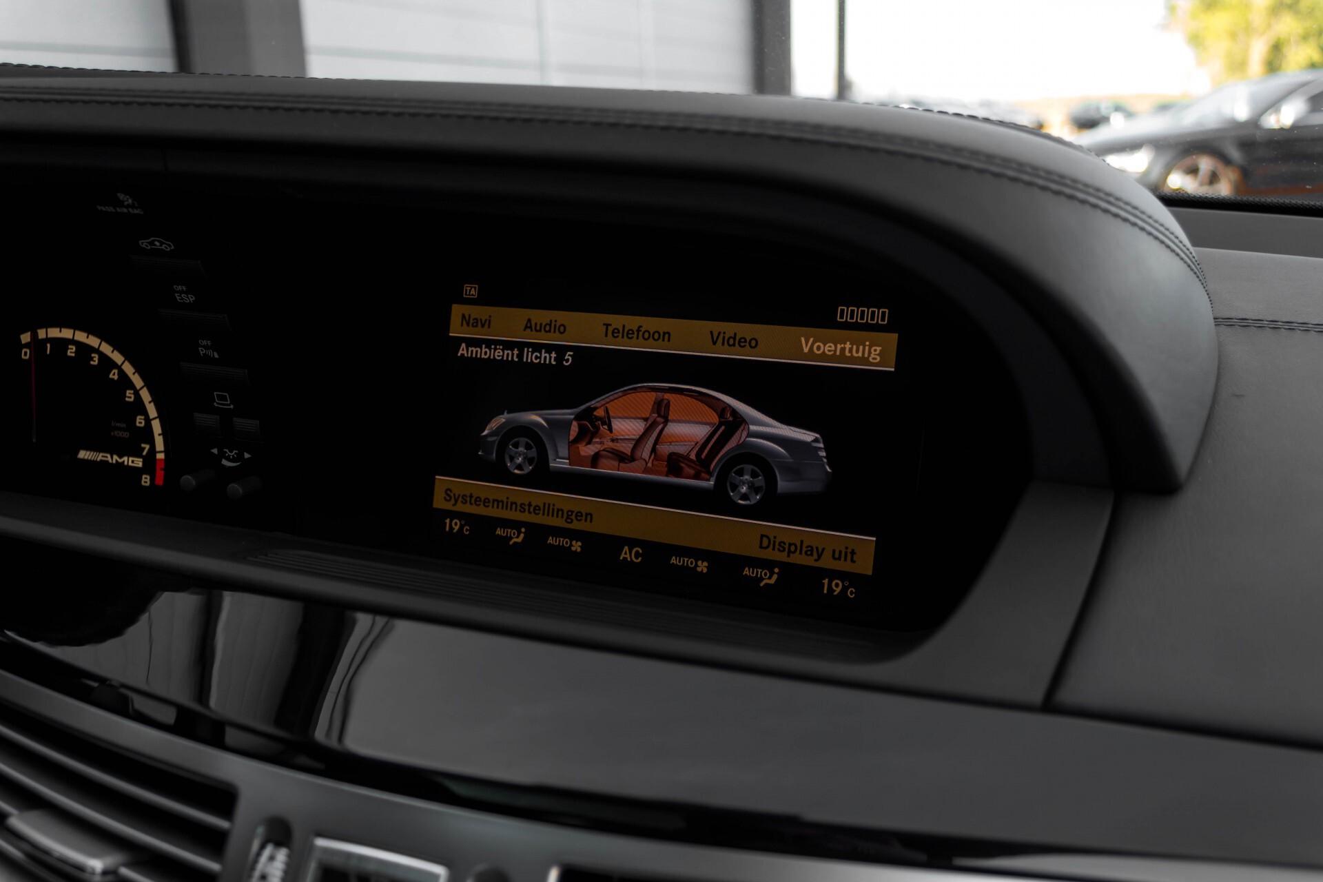 Mercedes-Benz S-Klasse 63 AMG Lang Panorama/Distronic/Keyless/Massage/Nightvision/Harman Aut7 Foto 29