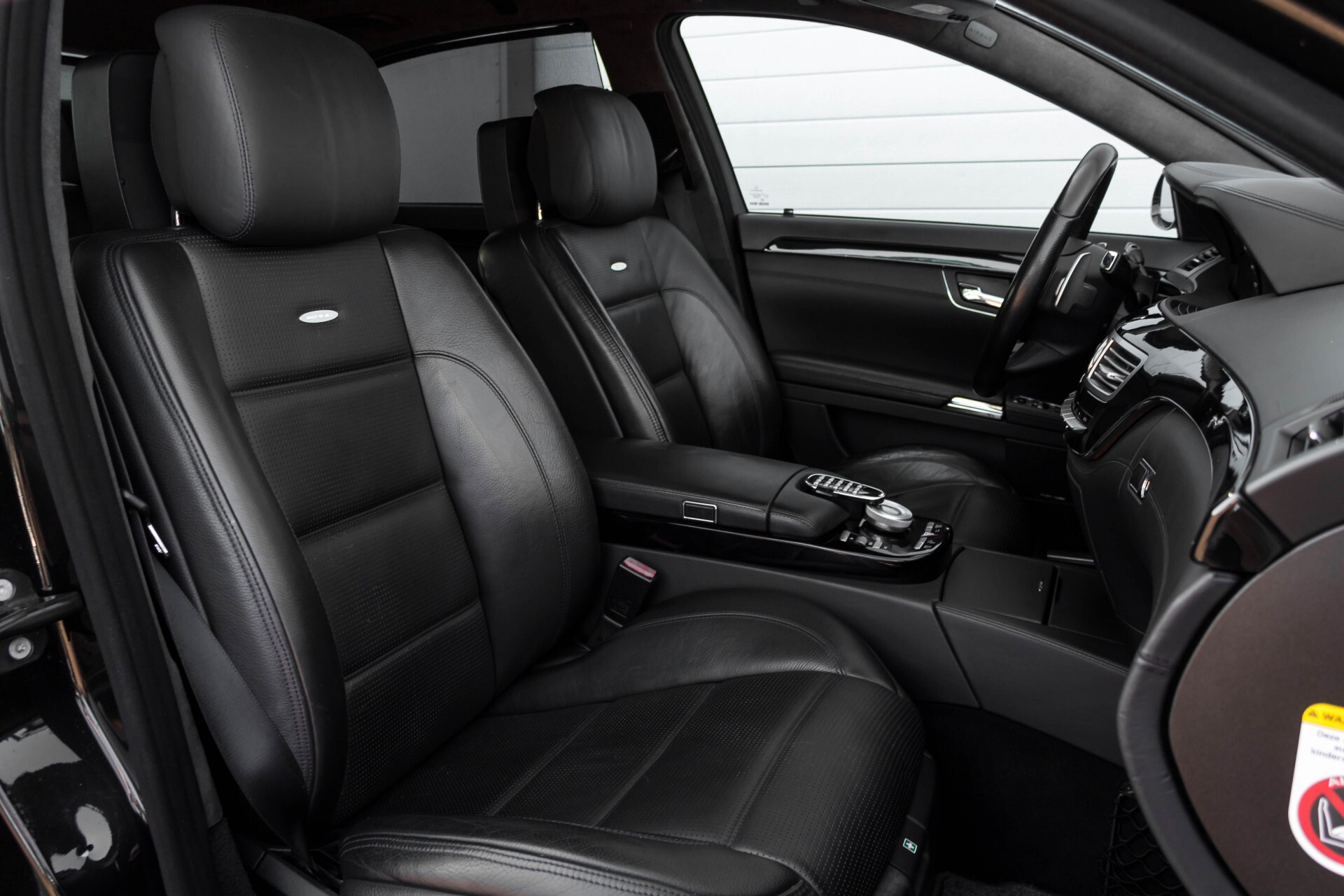Mercedes-Benz S-Klasse 63 AMG Lang Panorama/Distronic/Keyless/Massage/Nightvision/Harman Aut7 Foto 3