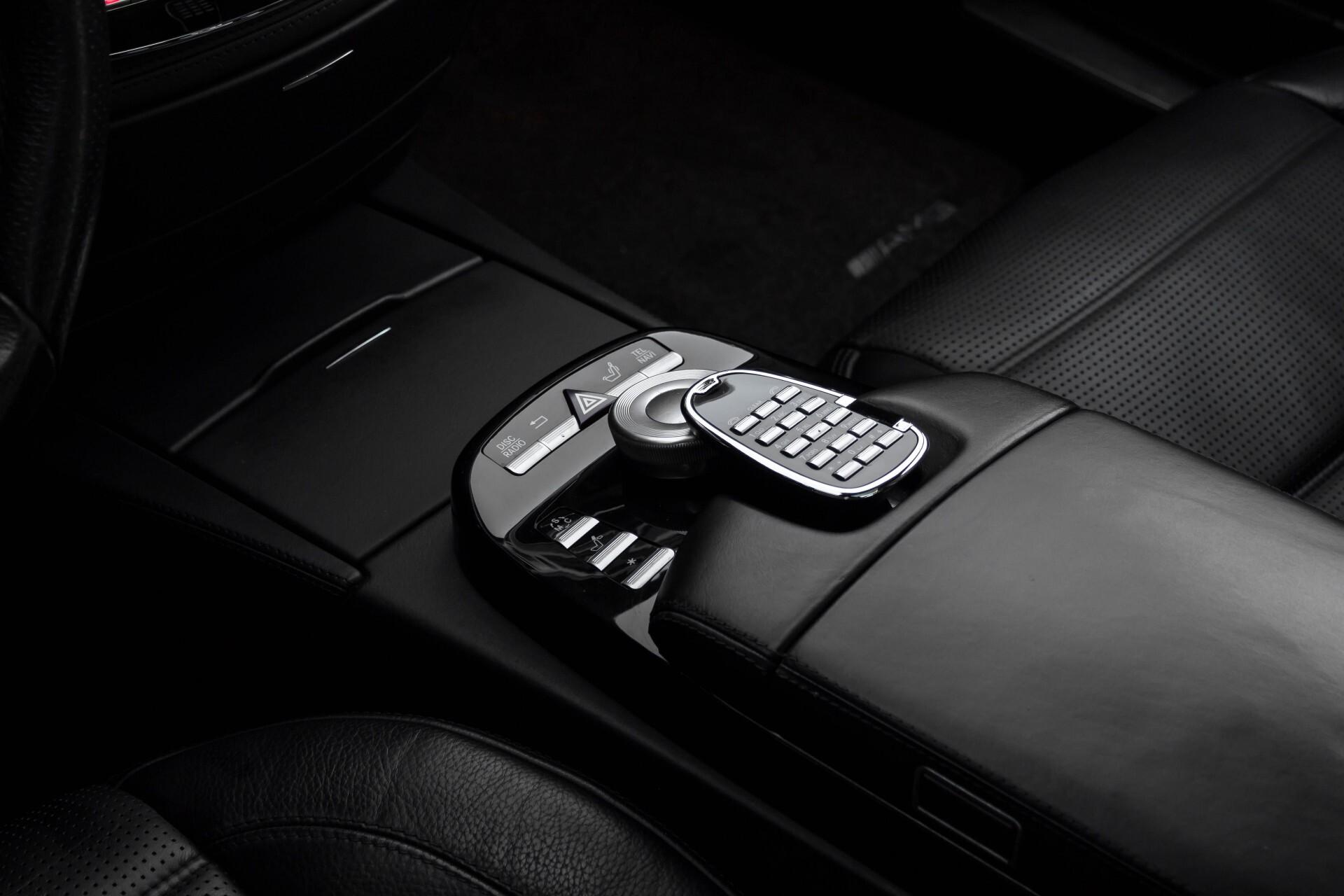 Mercedes-Benz S-Klasse 63 AMG Lang Panorama/Distronic/Keyless/Massage/Nightvision/Harman Aut7 Foto 33