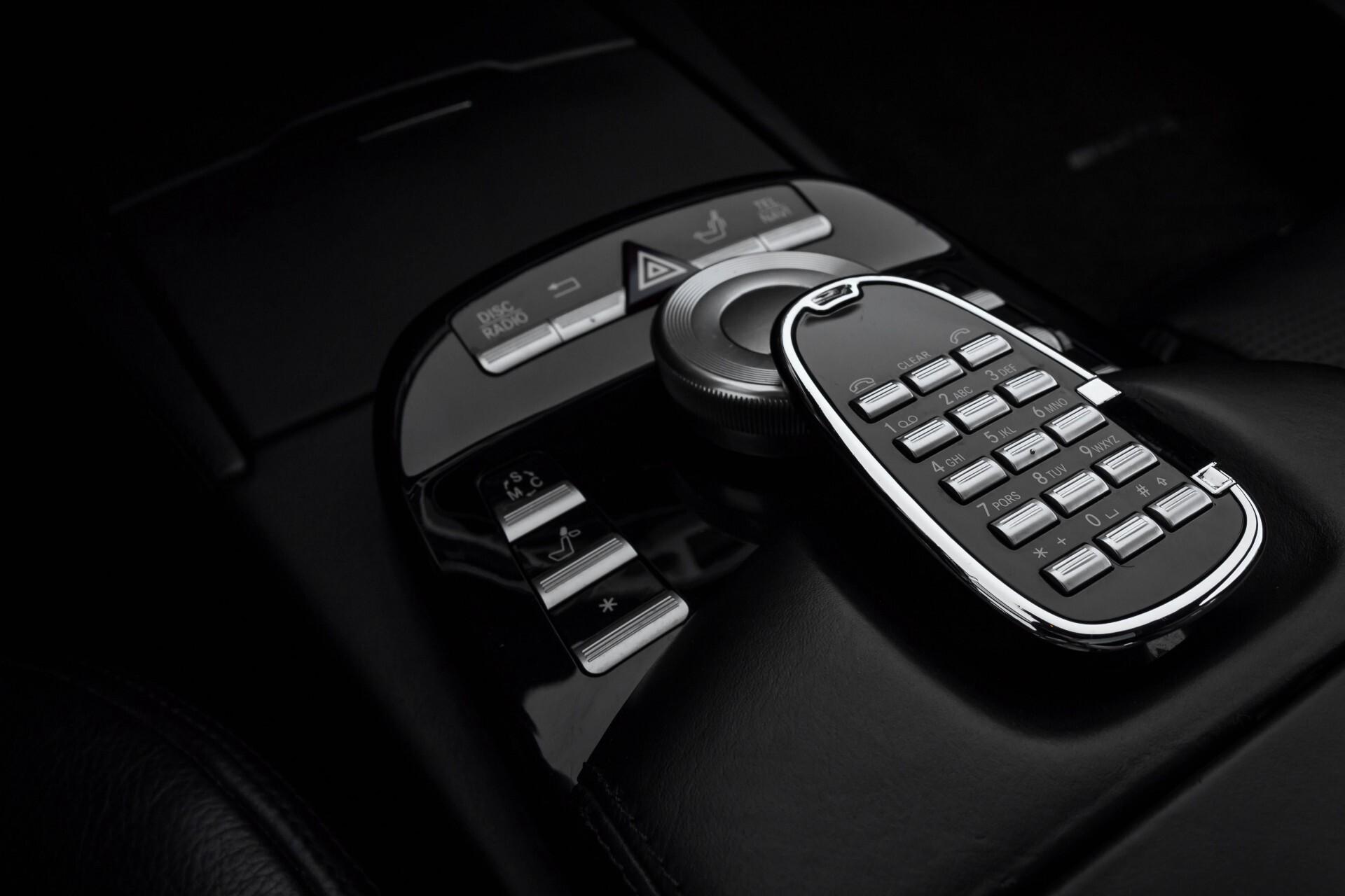 Mercedes-Benz S-Klasse 63 AMG Lang Panorama/Distronic/Keyless/Massage/Nightvision/Harman Aut7 Foto 37