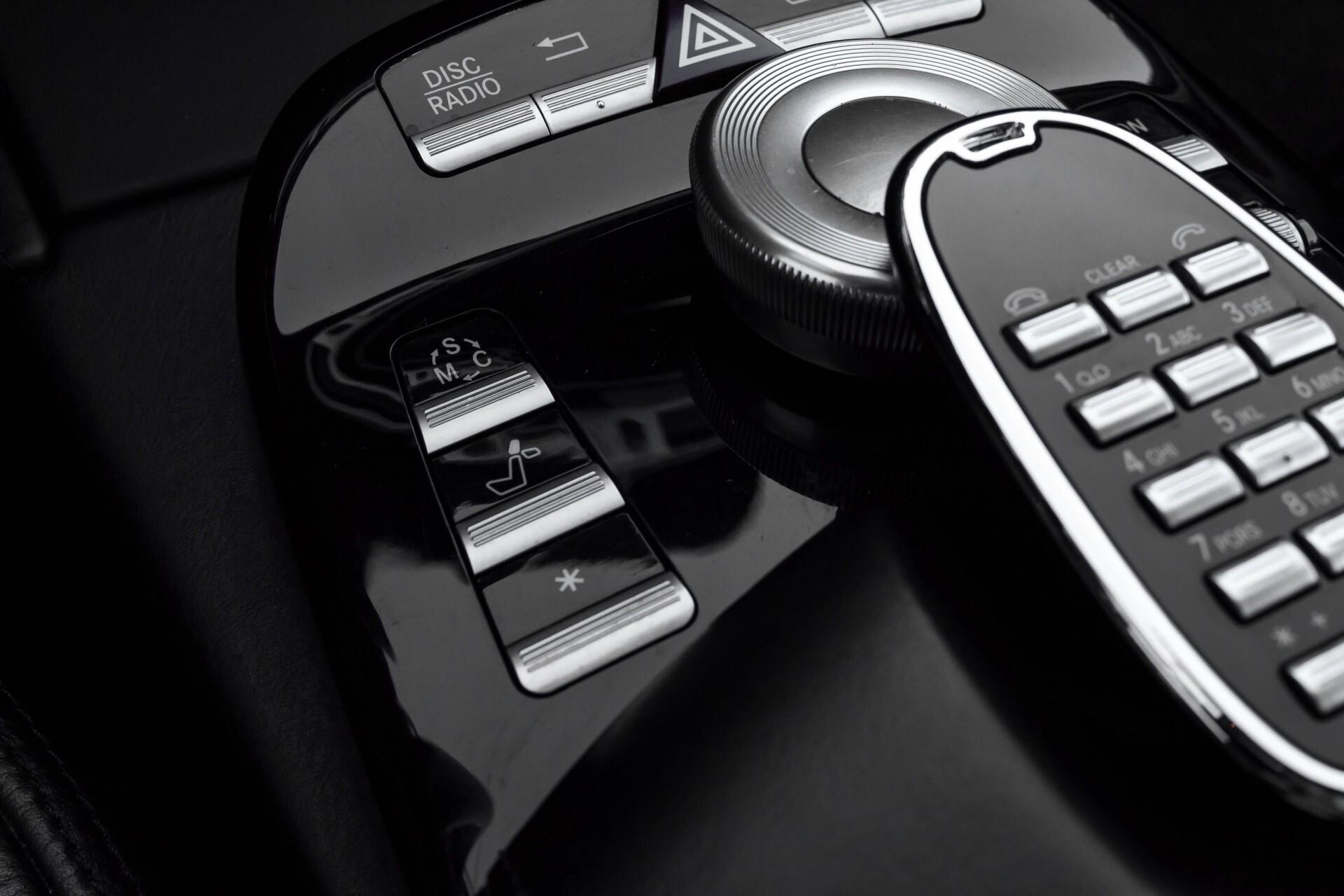 Mercedes-Benz S-Klasse 63 AMG Lang Panorama/Distronic/Keyless/Massage/Nightvision/Harman Aut7 Foto 39