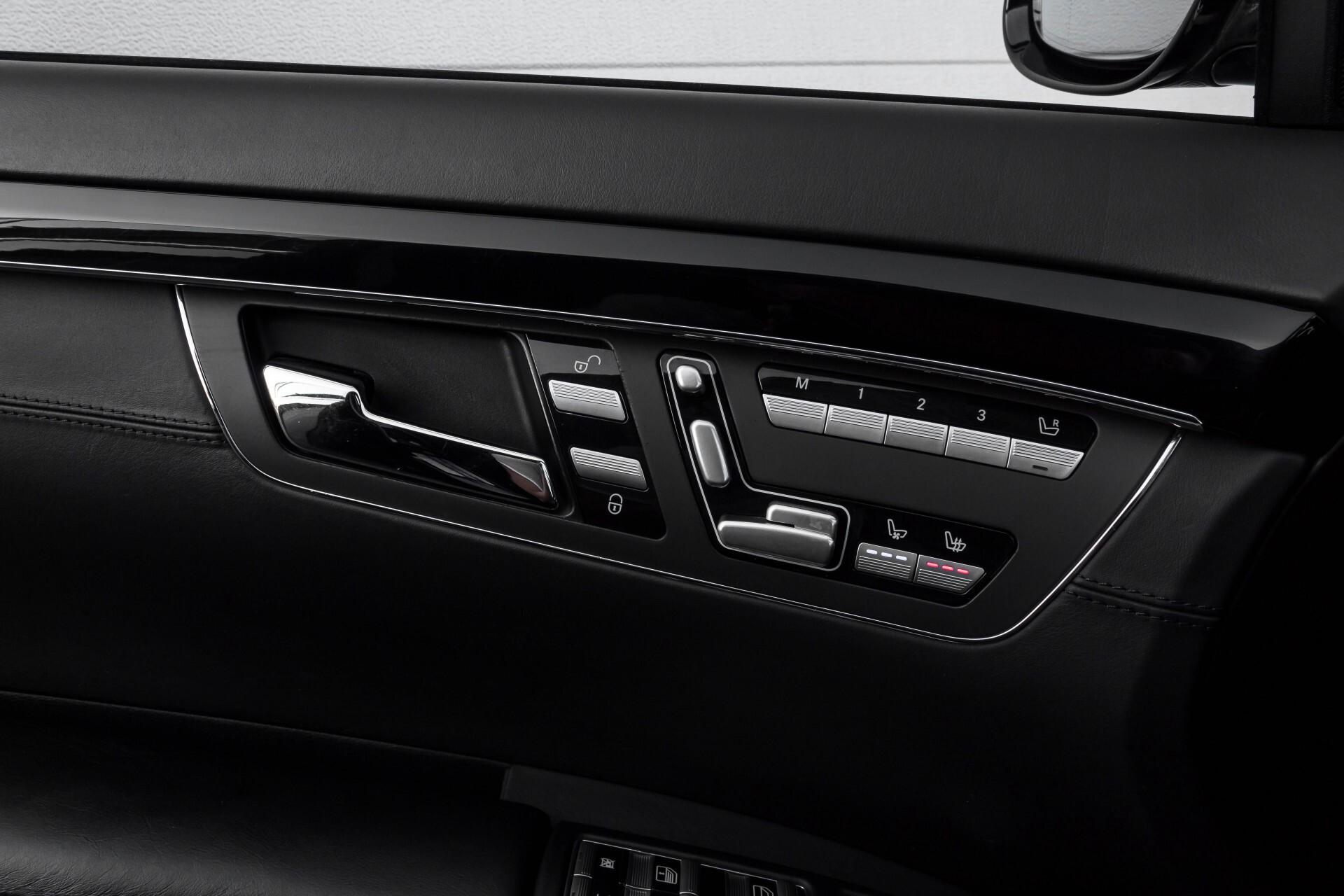 Mercedes-Benz S-Klasse 63 AMG Lang Panorama/Distronic/Keyless/Massage/Nightvision/Harman Aut7 Foto 42