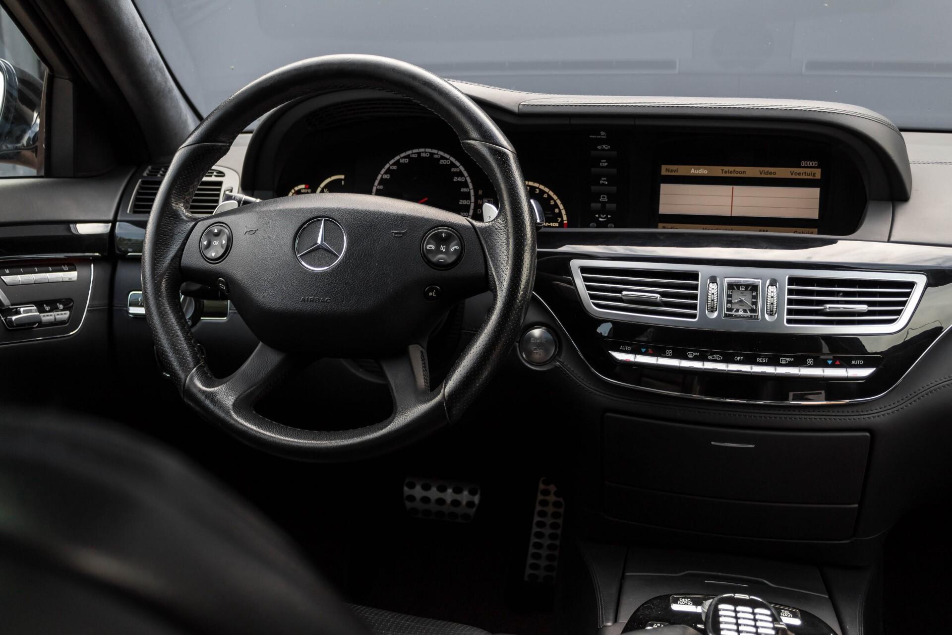 Mercedes-Benz S-Klasse 63 AMG Lang Panorama/Distronic/Keyless/Massage/Nightvision/Harman Aut7 Foto 6