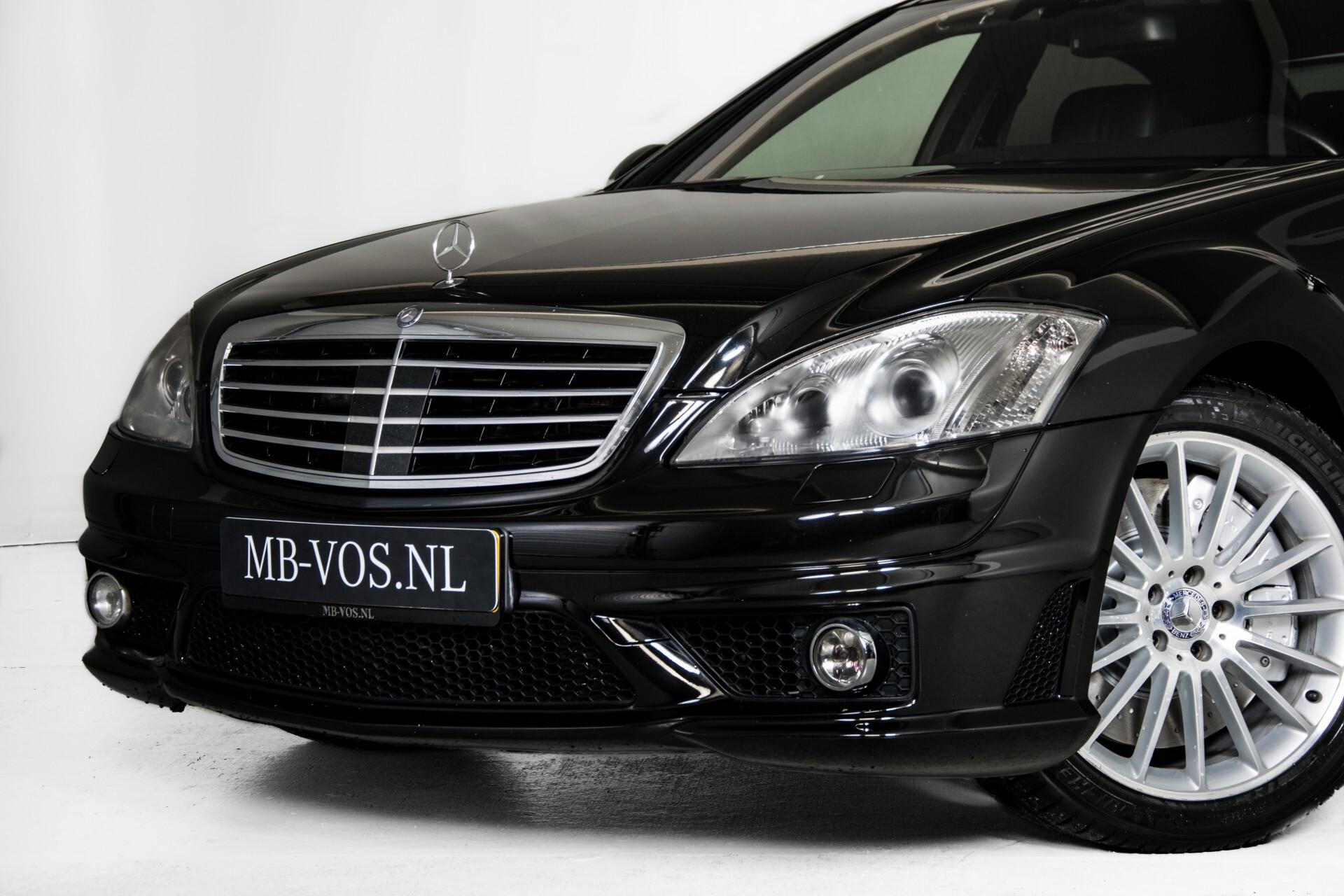 Mercedes-Benz S-Klasse 63 AMG Lang Panorama/Distronic/Keyless/Massage/Nightvision/Harman Aut7 Foto 61