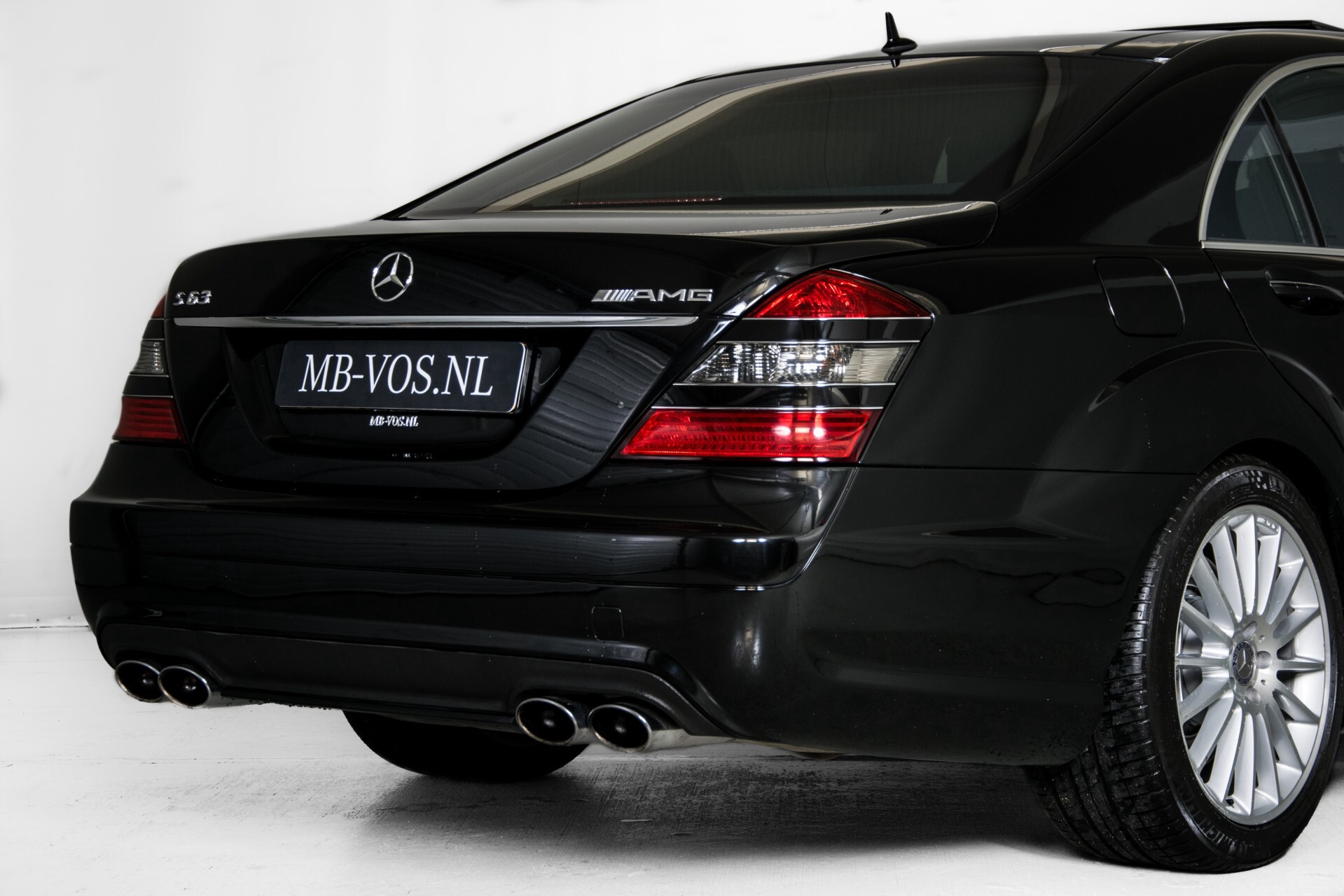 Mercedes-Benz S-Klasse 63 AMG Lang Panorama/Distronic/Keyless/Massage/Nightvision/Harman Aut7 Foto 62