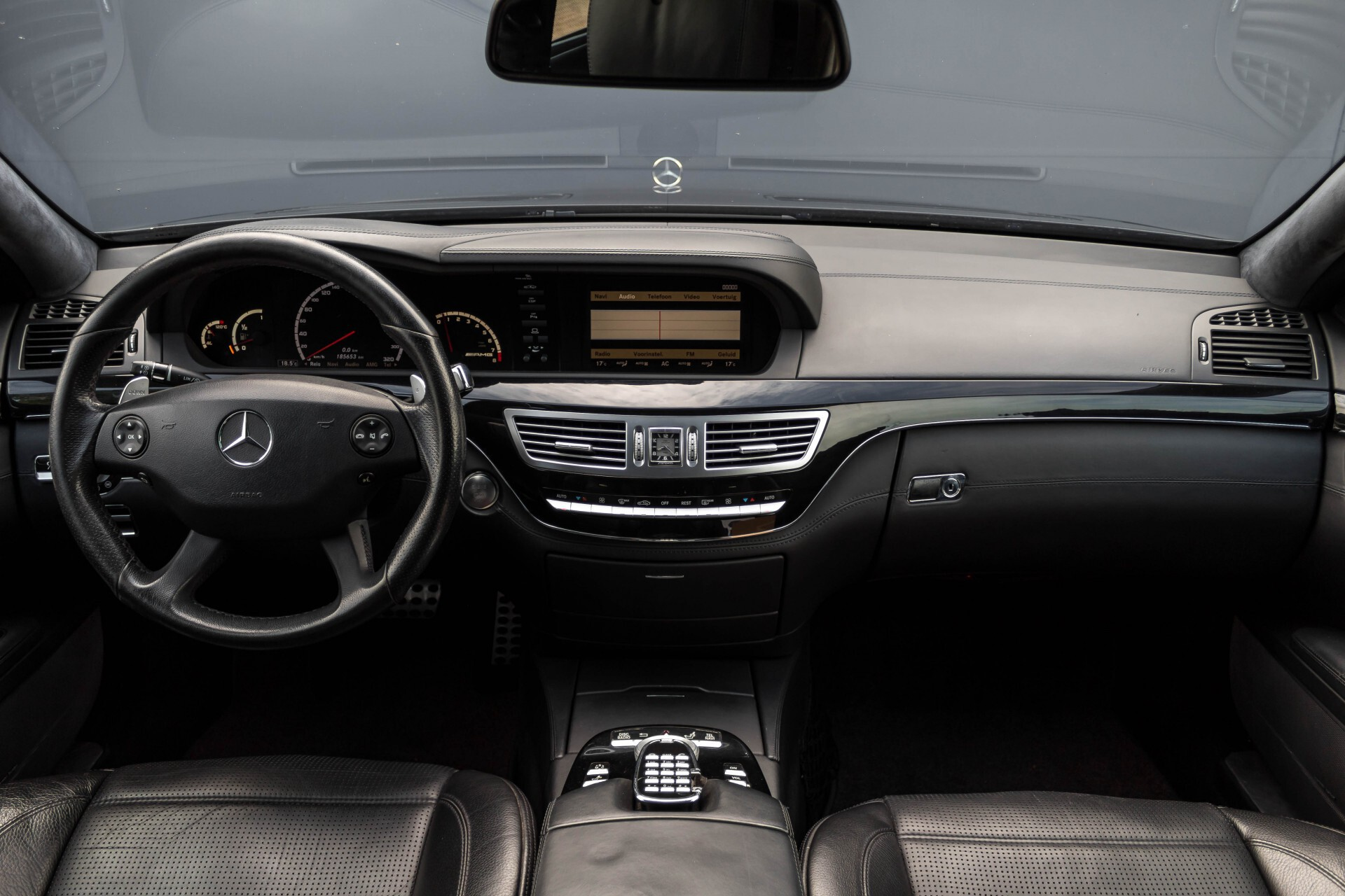 Mercedes-Benz S-Klasse 63 AMG Lang Panorama/Distronic/Keyless/Massage/Nightvision/Harman Aut7 Foto 7
