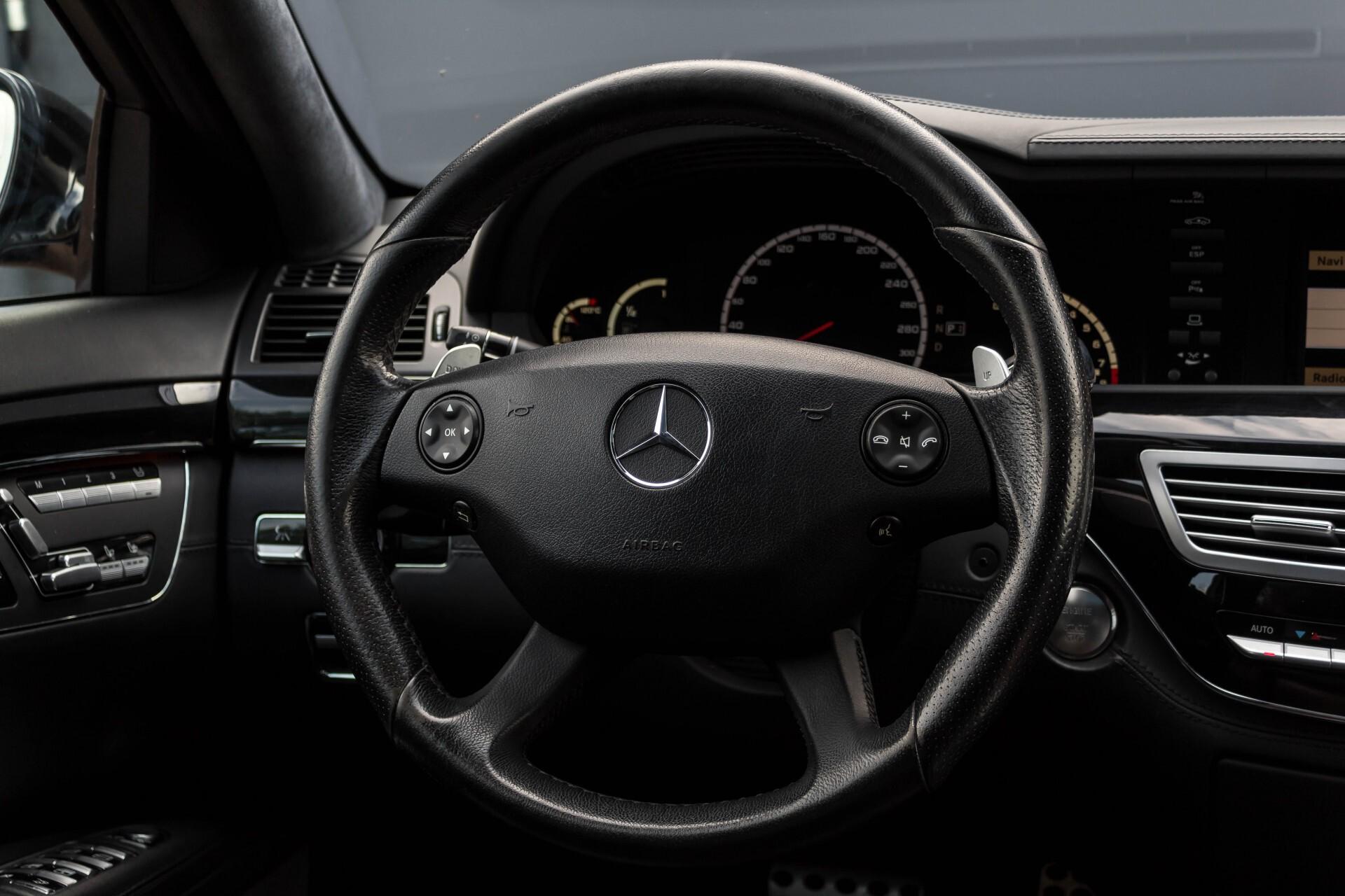 Mercedes-Benz S-Klasse 63 AMG Lang Panorama/Distronic/Keyless/Massage/Nightvision/Harman Aut7 Foto 8