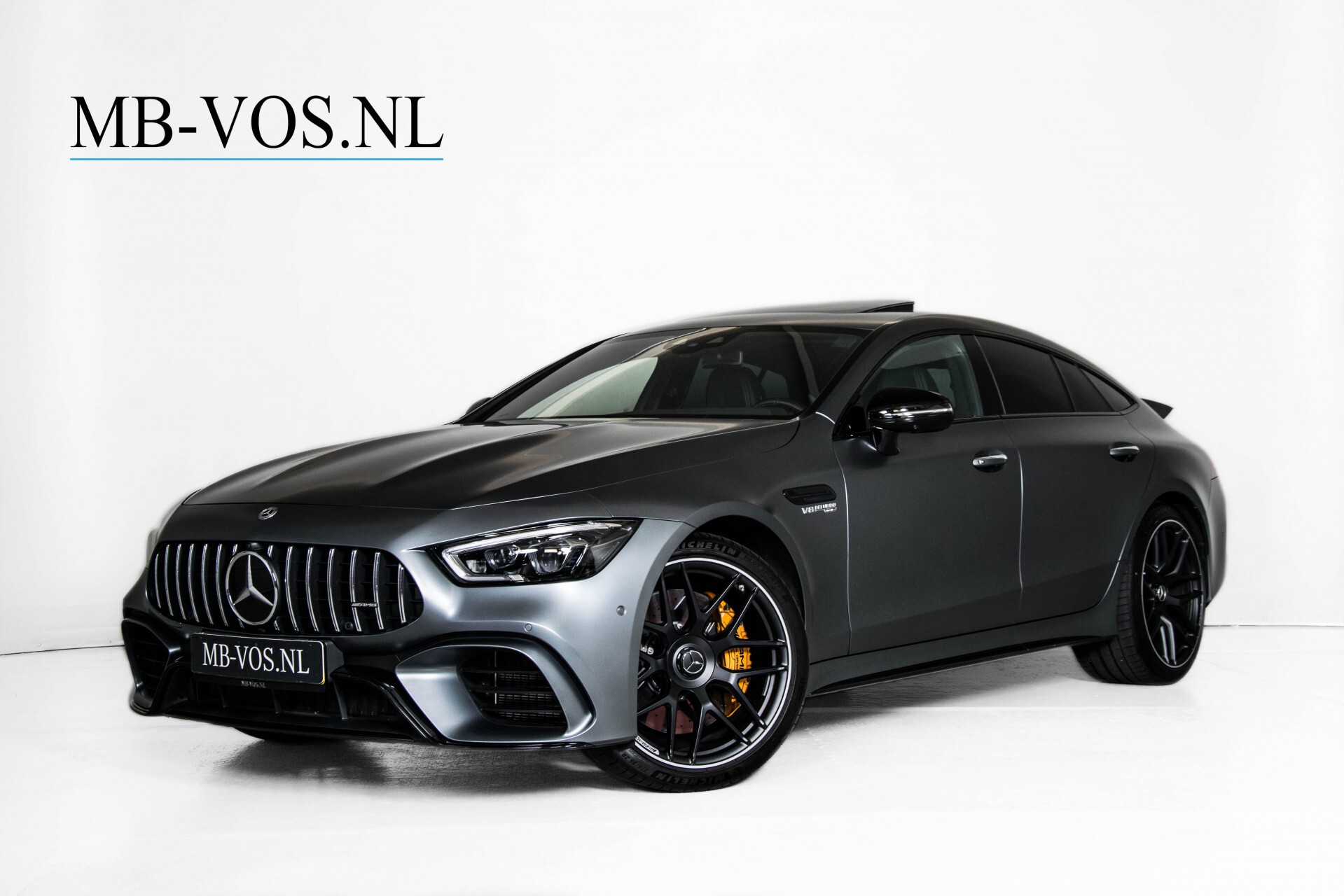 Mercedes-Benz AMG GT 4-Door Coupe 63 S 4+ Ceramic/Designo/Carbon/Burmester 3D/TV/Massage Aut9 Foto 1