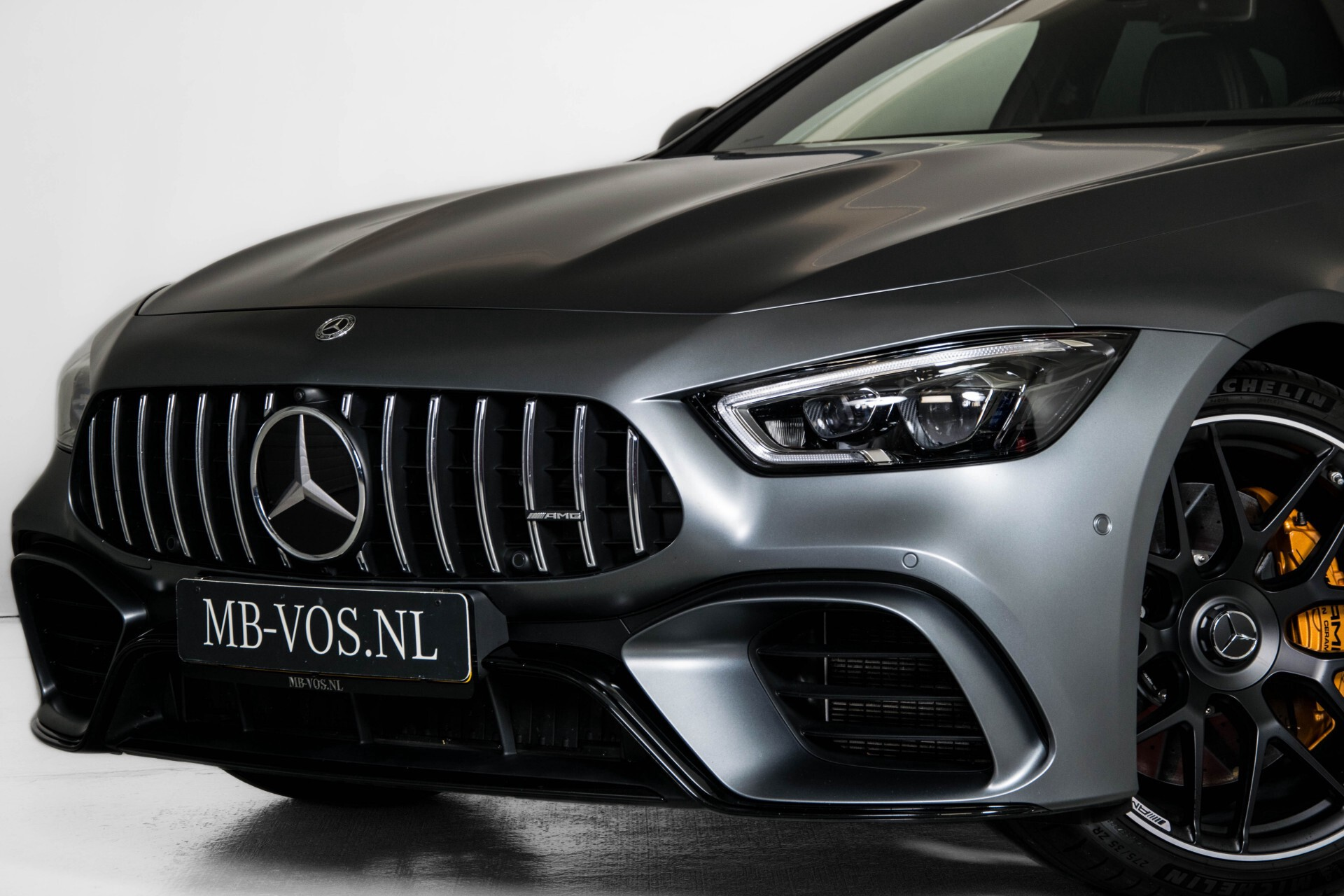 Mercedes-Benz AMG GT 4-Door Coupe 63 S 4+ Ceramic/Designo/Carbon/Burmester 3D/TV/Massage Aut9 Foto 71