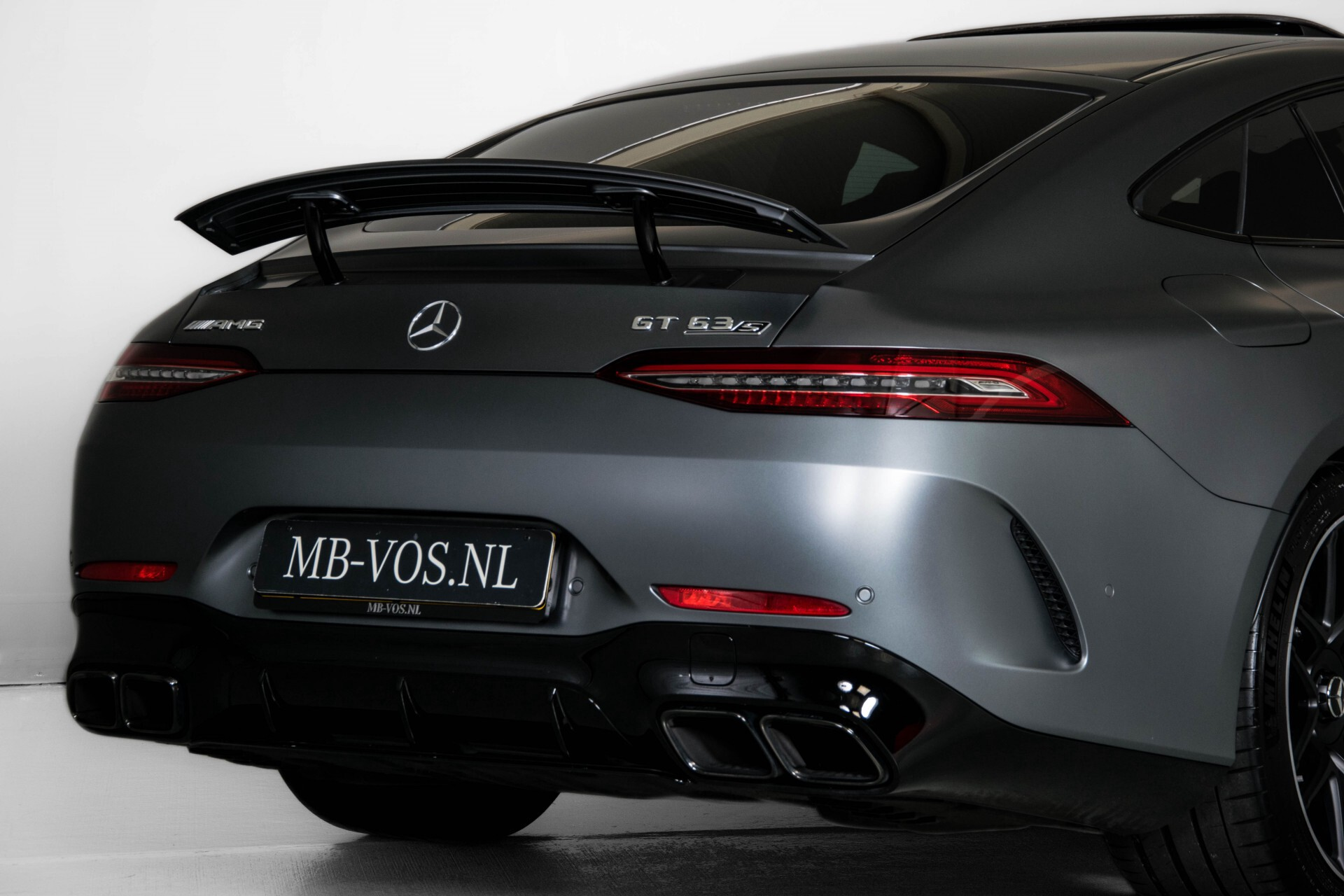 Mercedes-Benz AMG GT 4-Door Coupe 63 S 4+ Ceramic/Designo/Carbon/Burmester 3D/TV/Massage Aut9 Foto 72