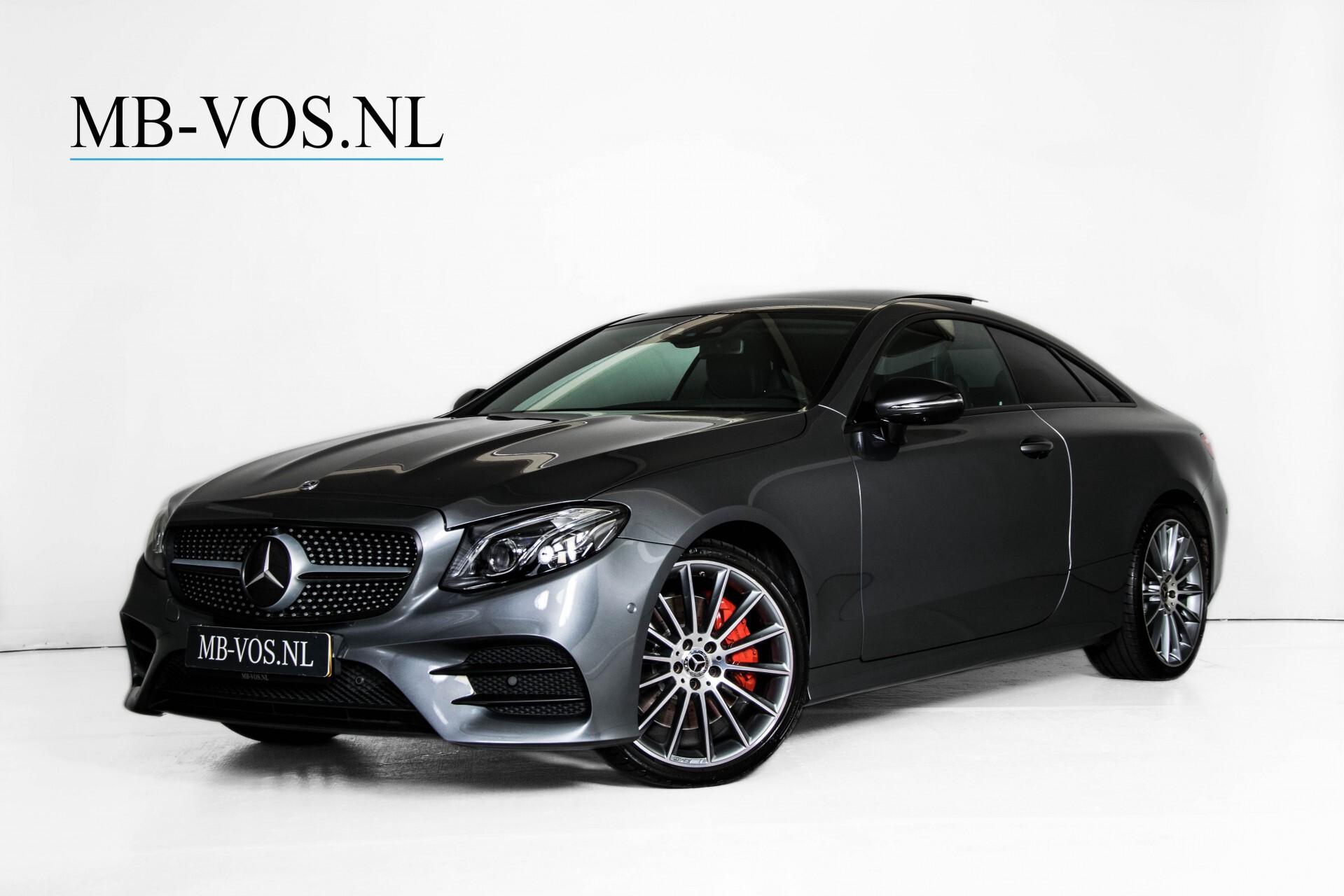 Mercedes-Benz E-Klasse Coupé 300 AMG Luchtvering/Distronic/Keyless/Designo/Burmester/Stoelkoeling Aut7 Foto 1