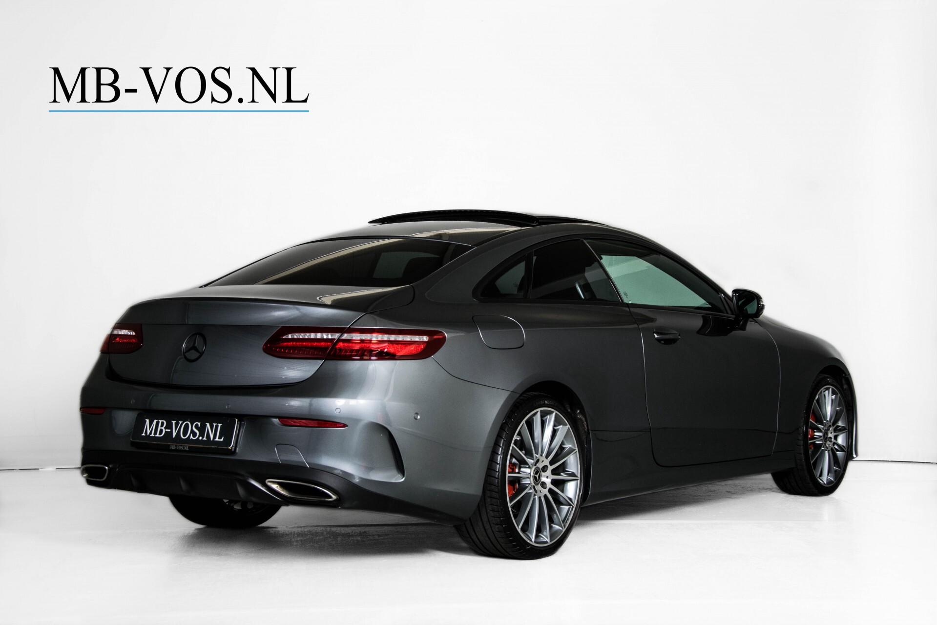 Mercedes-Benz E-Klasse Coupé 300 AMG Luchtvering/Distronic/Keyless/Designo/Burmester/Stoelkoeling Aut7 Foto 2