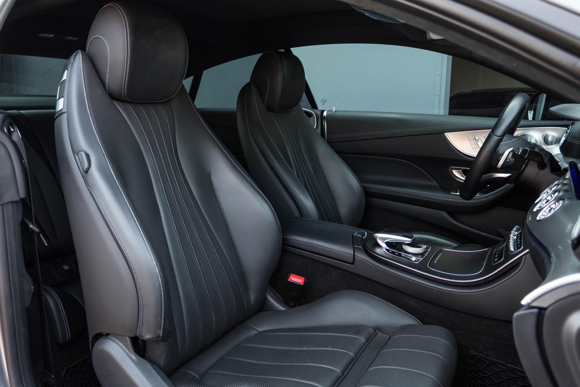Mercedes-Benz E-Klasse Coupé 300 AMG Luchtvering/Distronic/Keyless/Designo/Burmester/Stoelkoeling Aut7 Foto 3