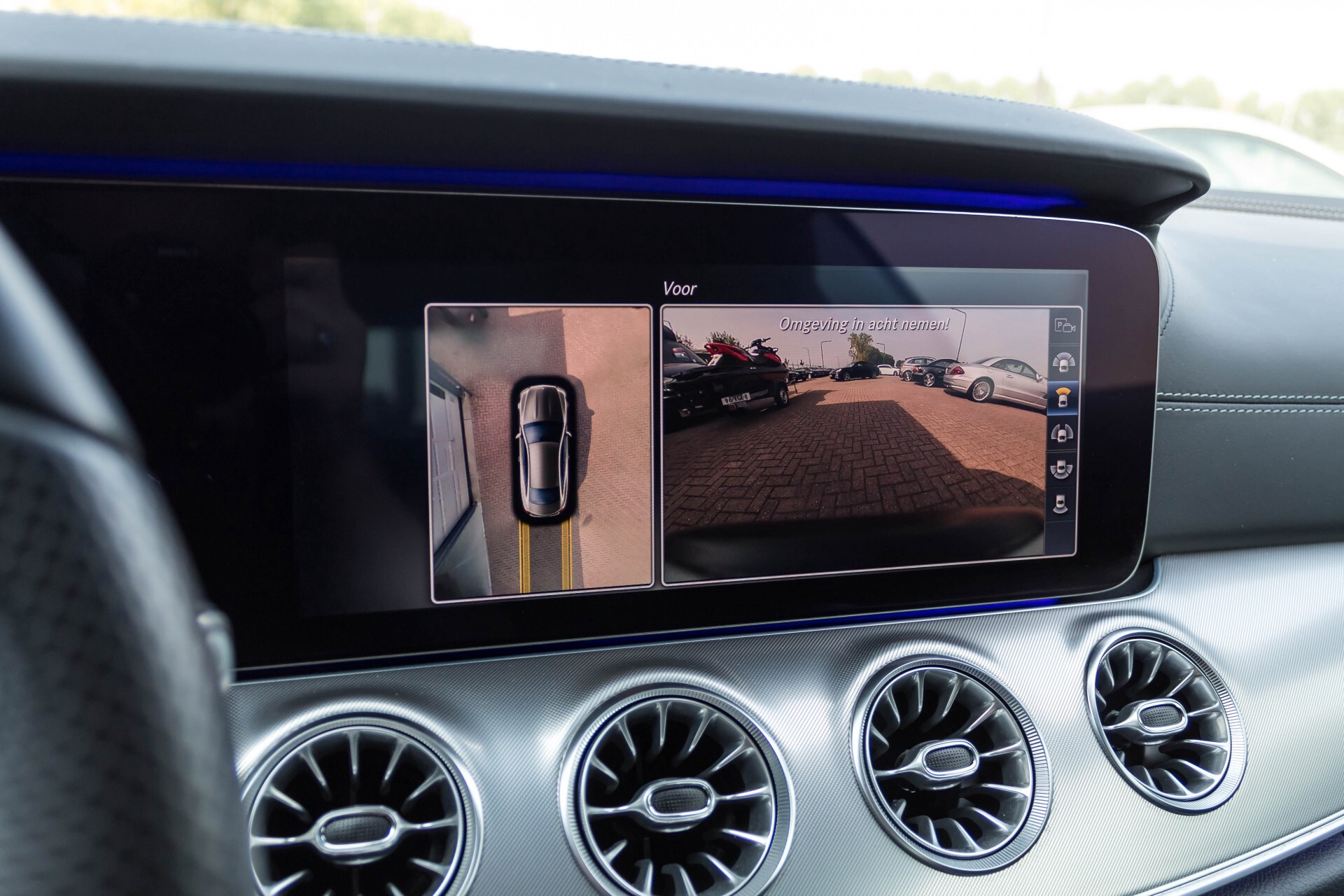 Mercedes-Benz E-Klasse Coupé 300 AMG Luchtvering/Distronic/Keyless/Designo/Burmester/Stoelkoeling Aut7 Foto 45