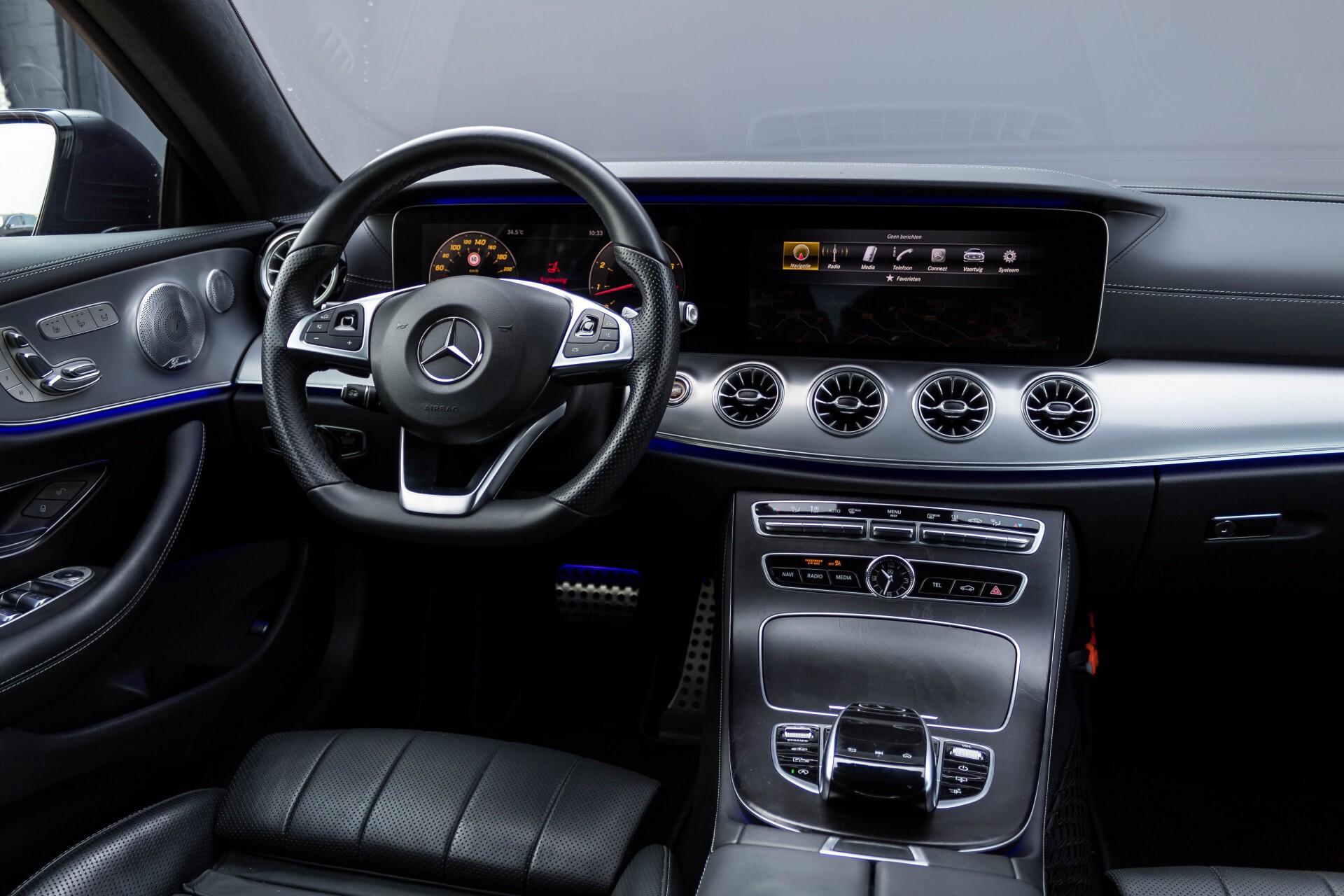 Mercedes-Benz E-Klasse Coupé 300 AMG Luchtvering/Distronic/Keyless/Designo/Burmester/Stoelkoeling Aut7 Foto 5