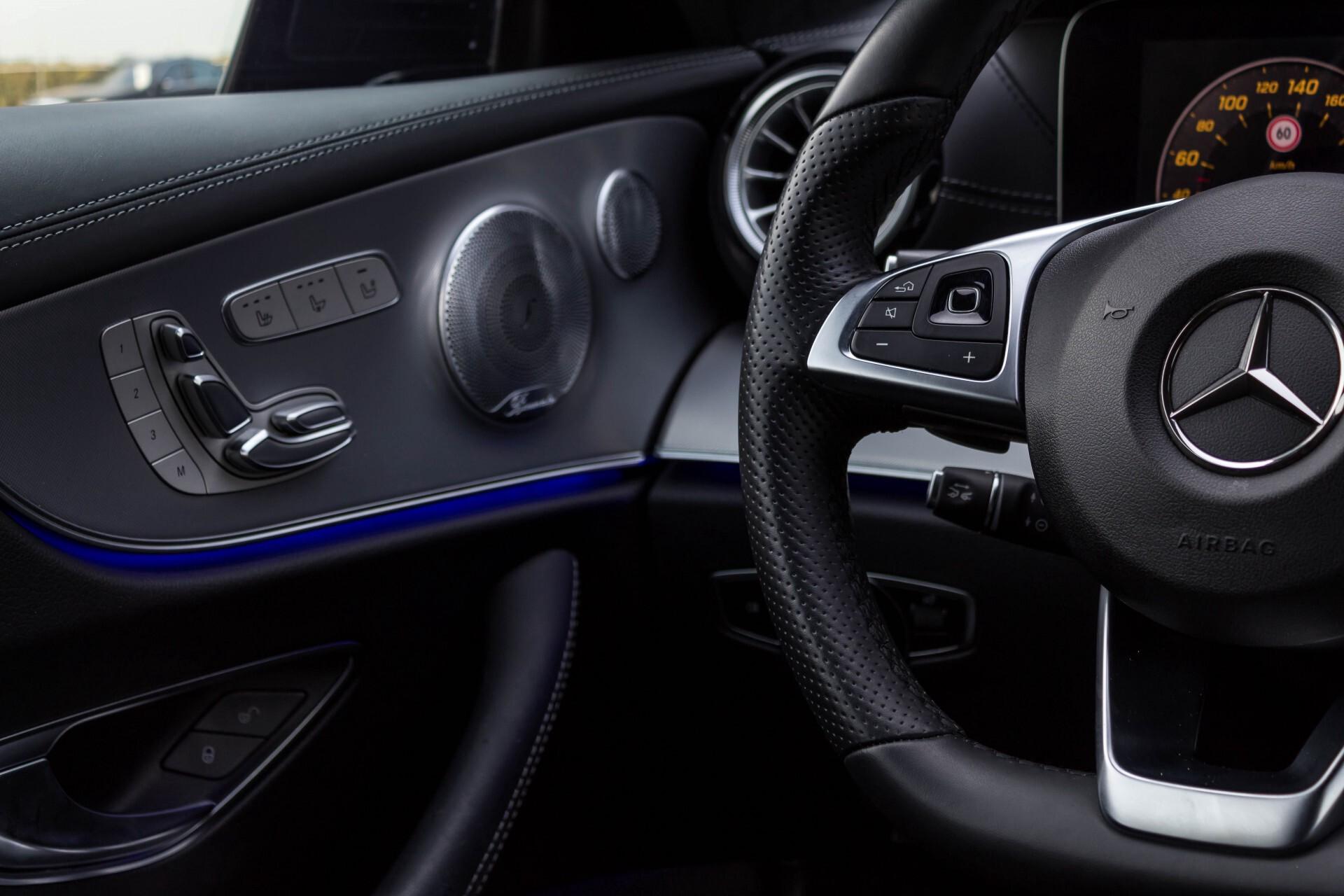 Mercedes-Benz E-Klasse Coupé 300 AMG Luchtvering/Distronic/Keyless/Designo/Burmester/Stoelkoeling Aut7 Foto 51