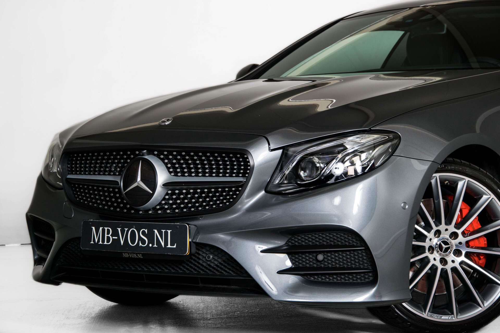 Mercedes-Benz E-Klasse Coupé 300 AMG Luchtvering/Distronic/Keyless/Designo/Burmester/Stoelkoeling Aut7 Foto 57