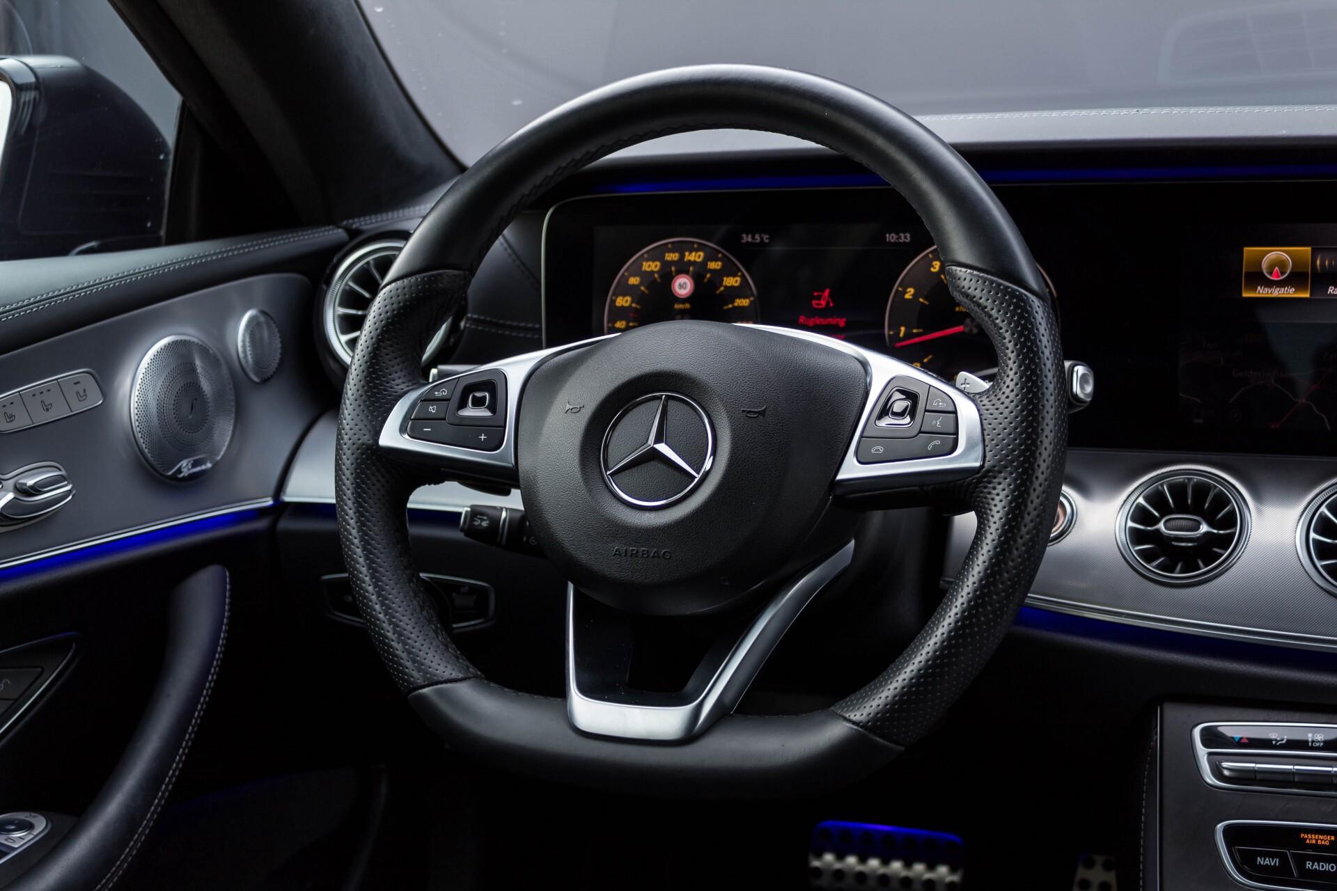 Mercedes-Benz E-Klasse Coupé 300 AMG Luchtvering/Distronic/Keyless/Designo/Burmester/Stoelkoeling Aut7 Foto 7