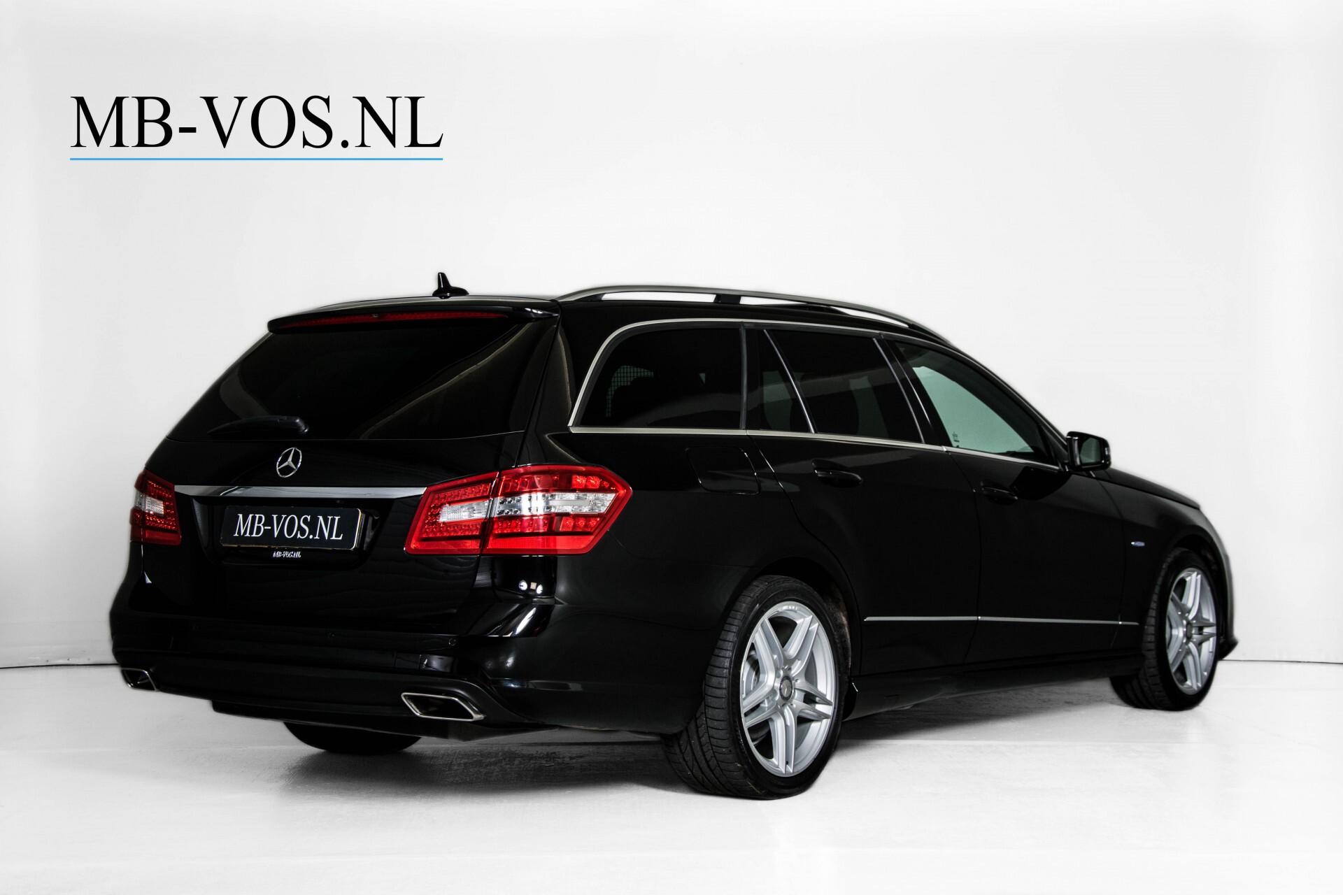 Mercedes-Benz E-Klasse Estate 350 Cdi AMG Luchtvering/Schuifdak/Comand/Harman Kardon/ILS Aut7 Foto 2