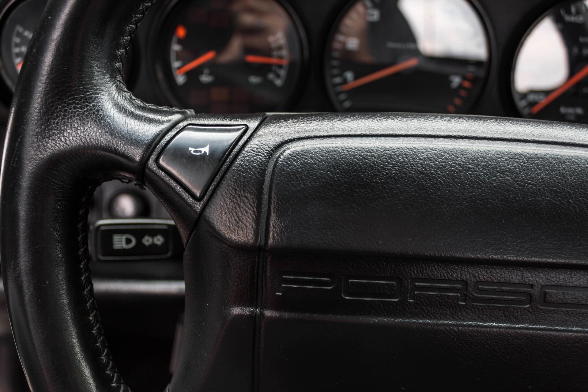 Porsche 911 Cabrio 3.6 Carrera 4 Gerestaureerd/Gedocumenteerd/Incl. BTW Foto 10