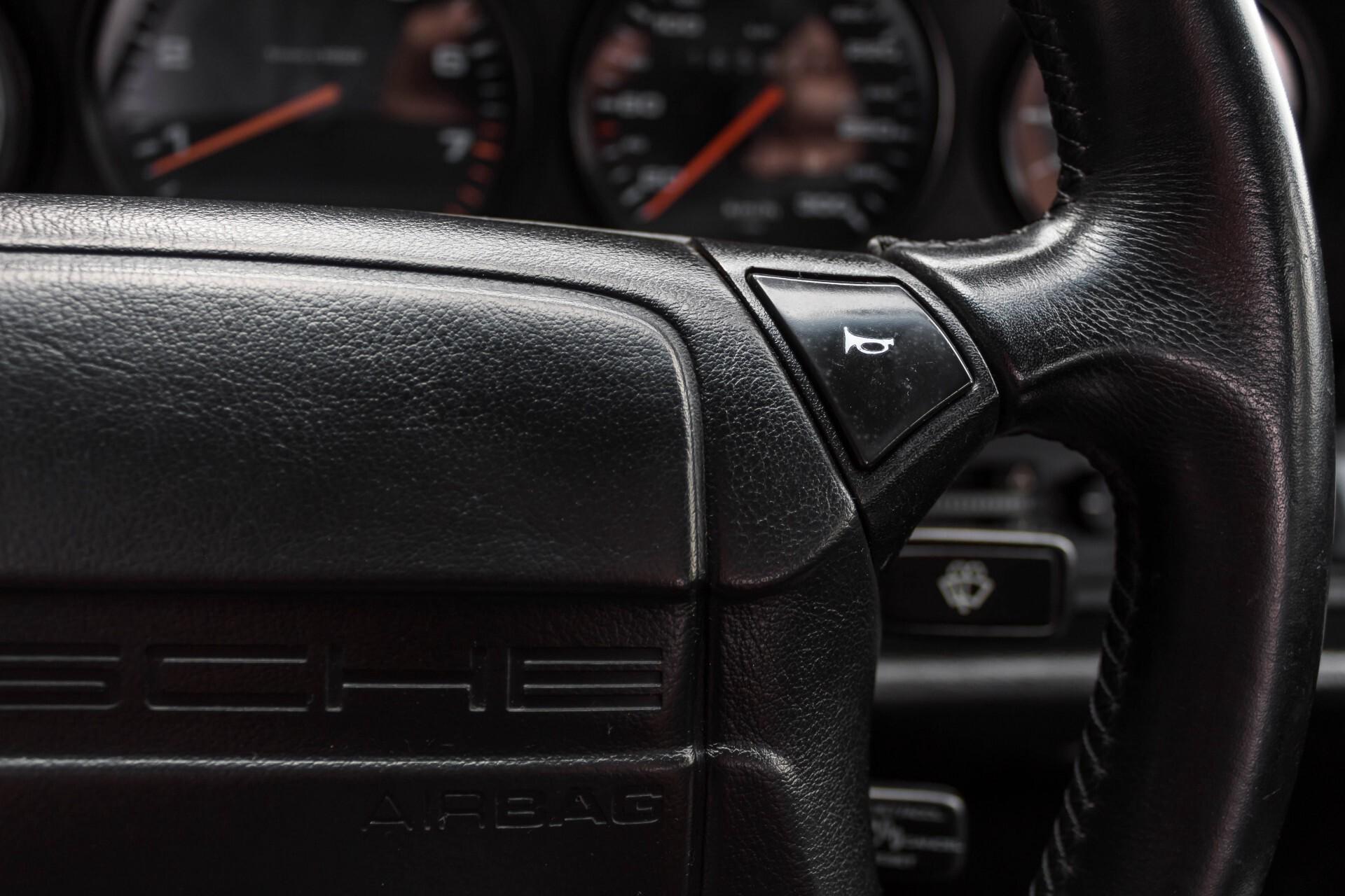 Porsche 911 Cabrio 3.6 Carrera 4 Gerestaureerd/Gedocumenteerd/Incl. BTW Foto 14