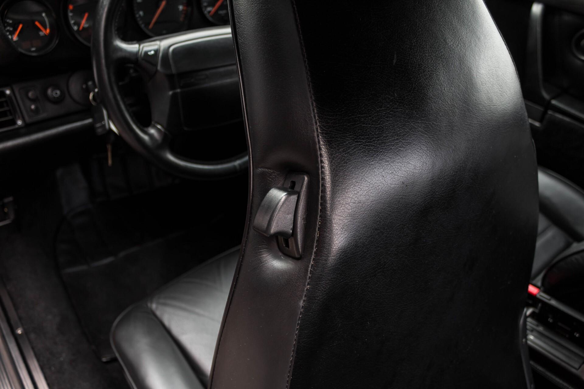 Porsche 911 Cabrio 964 3.6 Carrera 4 Gerestaureerd/Gedocumenteerd/Incl. BTW Foto 26