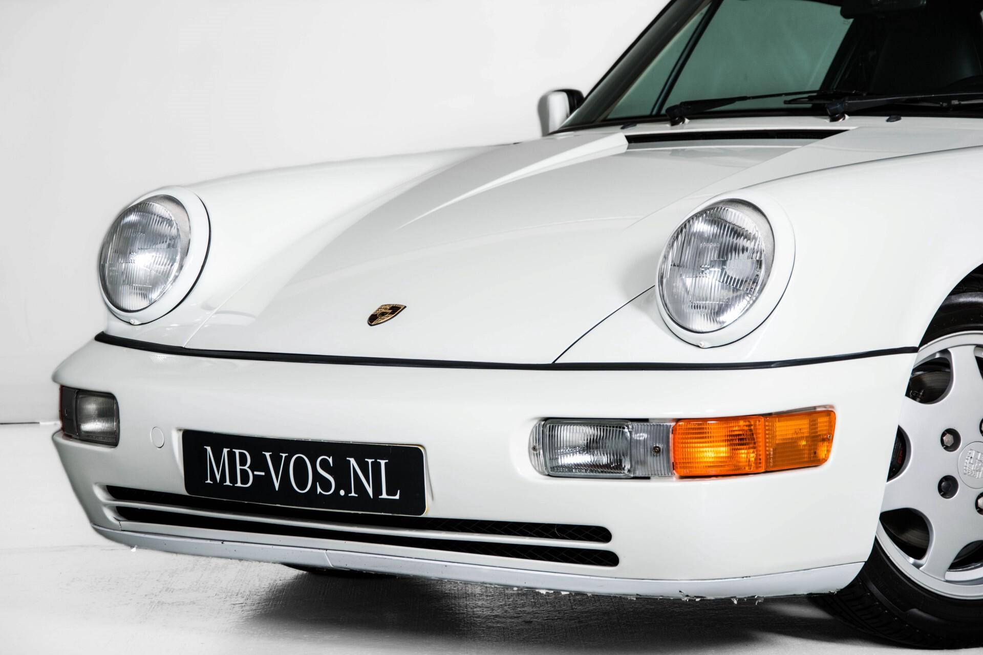 Porsche 911 Cabrio 964 3.6 Carrera 4 Gerestaureerd/Gedocumenteerd/Incl. BTW Foto 38