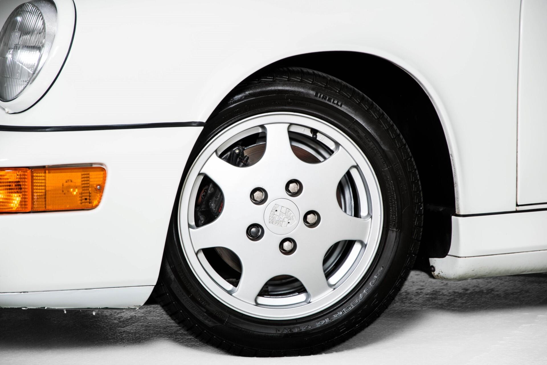 Porsche 911 Cabrio 964 3.6 Carrera 4 Gerestaureerd/Gedocumenteerd/Incl. BTW Foto 40