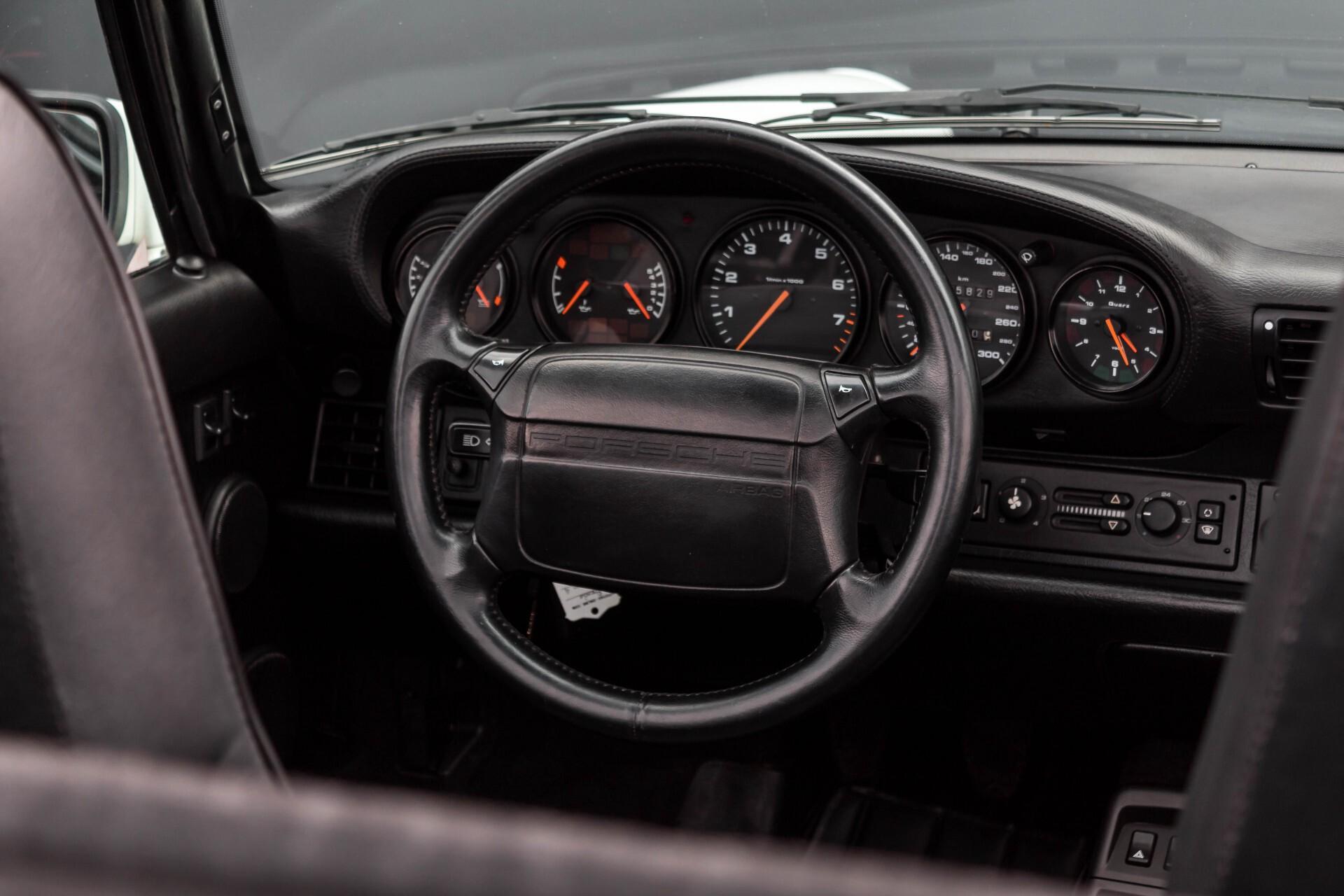 Porsche 911 Cabrio 3.6 Carrera 4 Gerestaureerd/Gedocumenteerd/Incl. BTW Foto 9