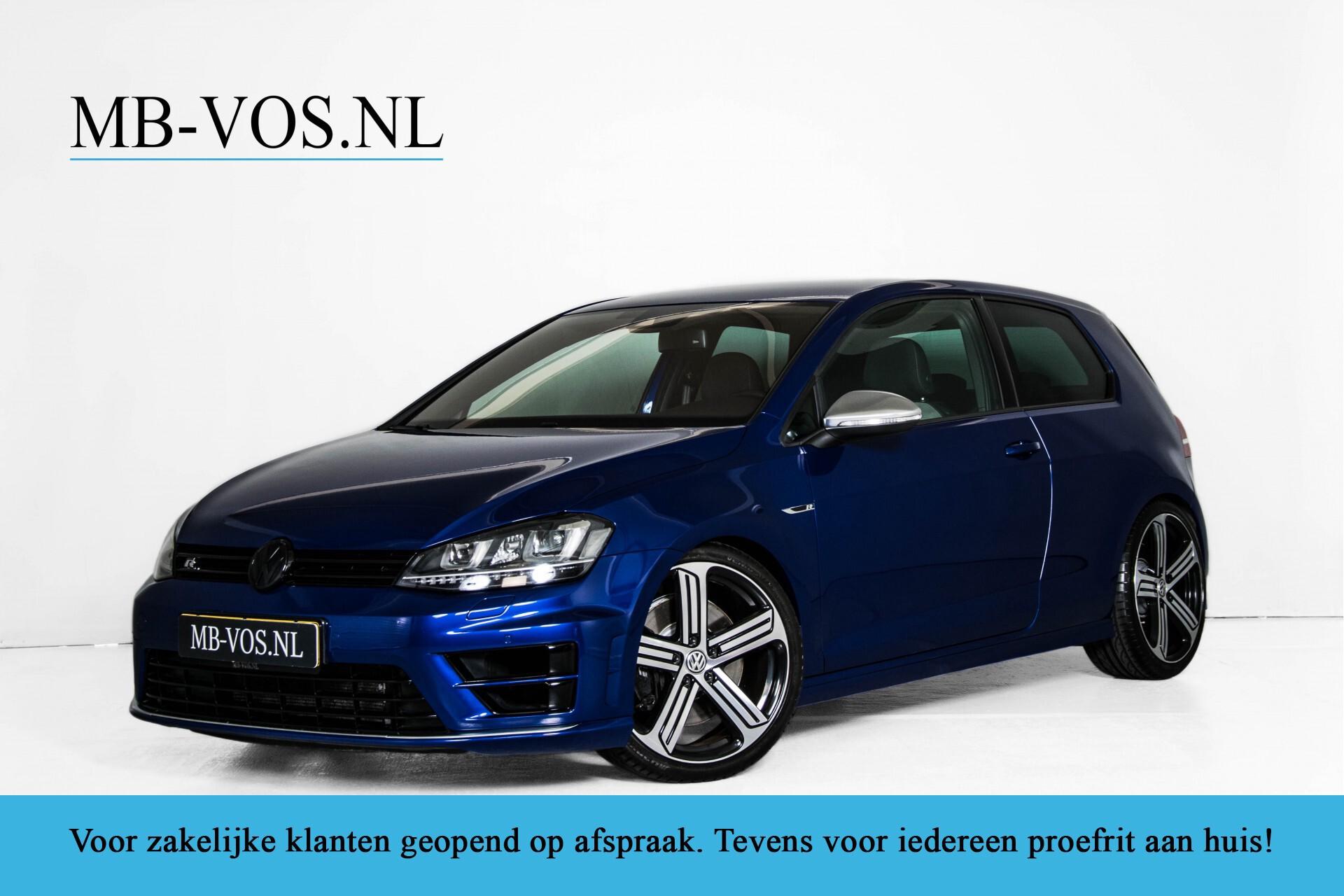 """Volkswagen Golf 2.0 TSI R 4Motion 300 pk Executive Plus/Keyless/DAB/19"""" Foto 1"""