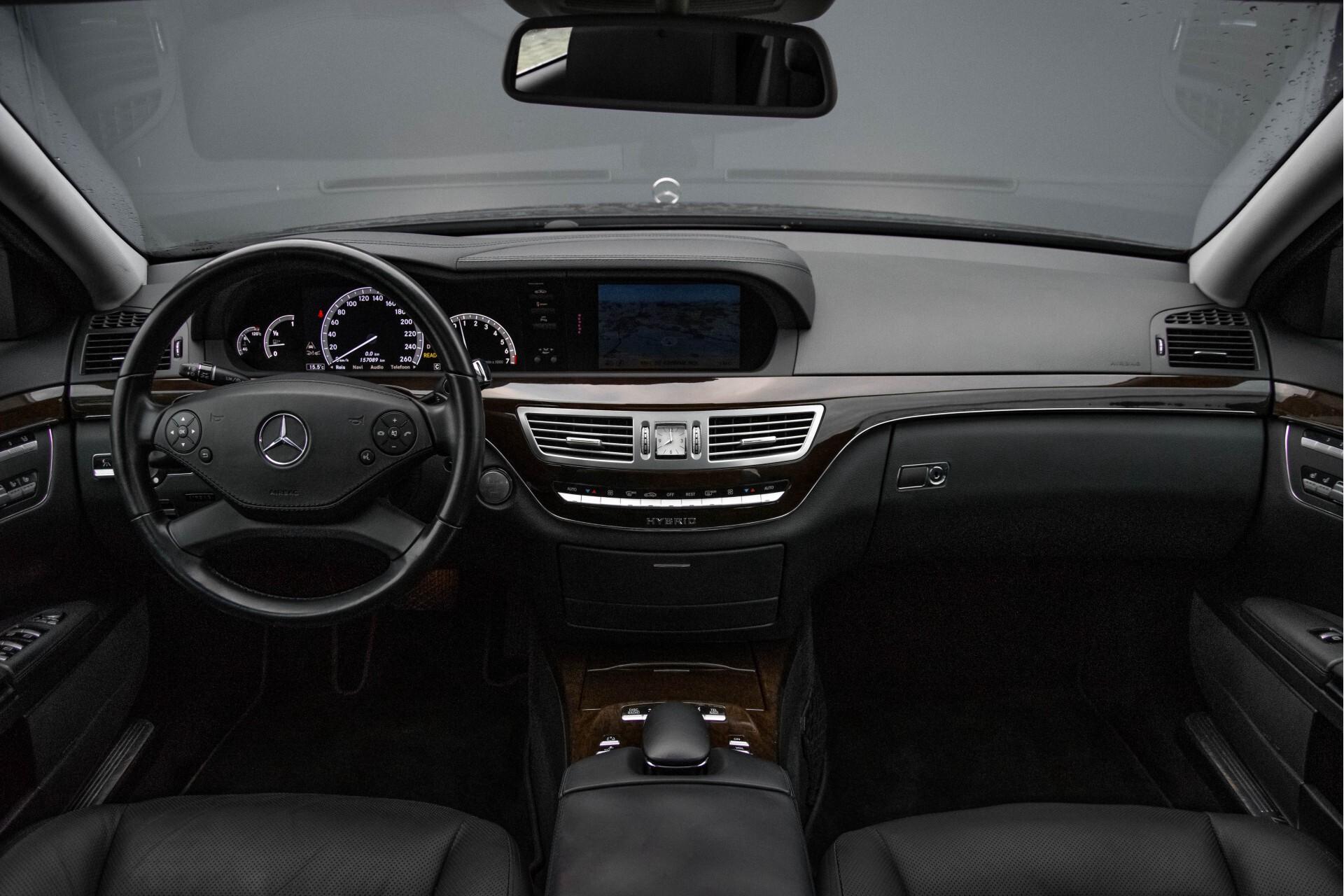 Mercedes-Benz S-Klasse 400 Hybrid Lang Prestige Plus Aut7 Foto 8