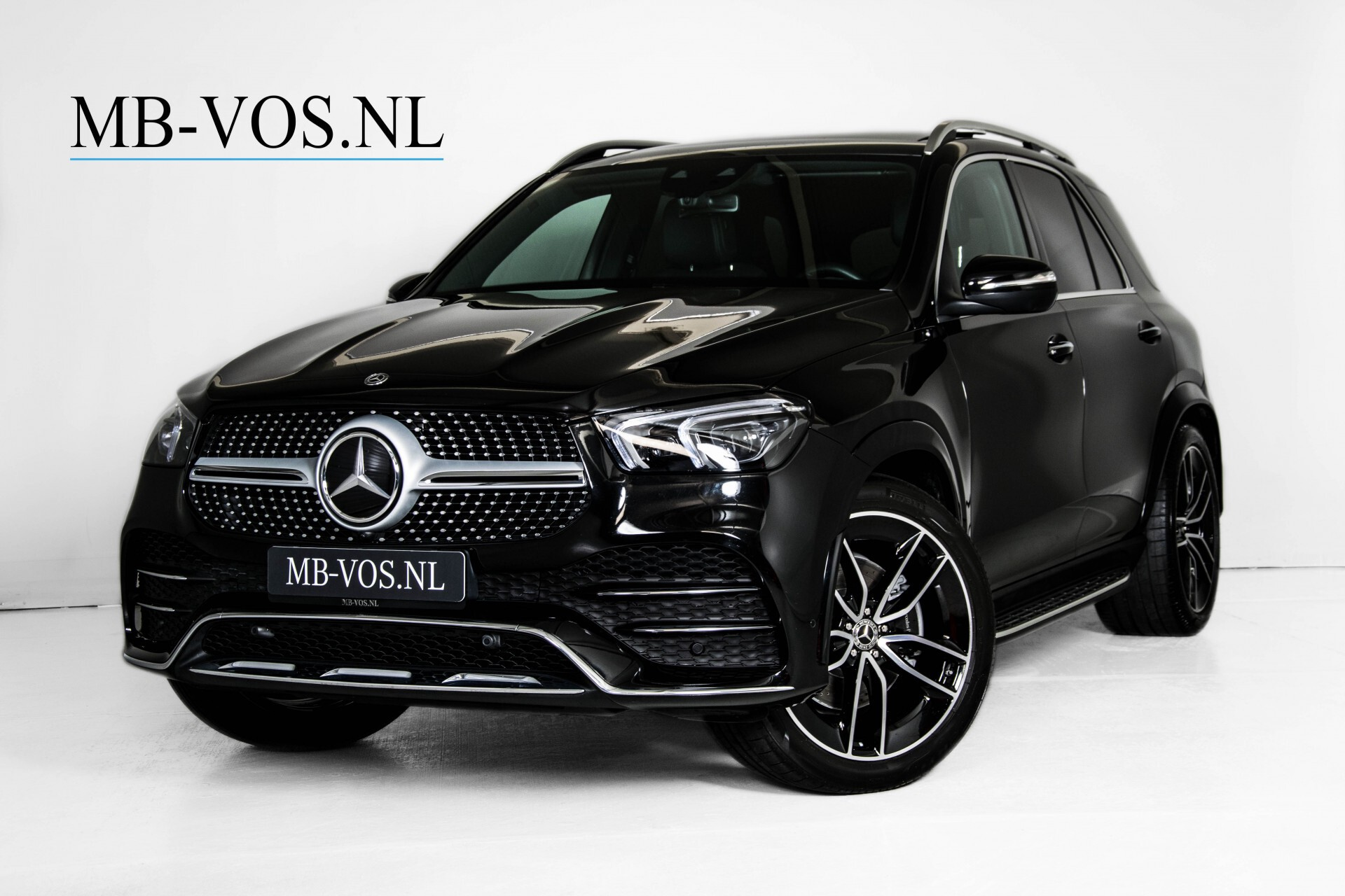 Mercedes-Benz GLE 400 d 4-M Luchtvering/Distronic/Keyless/HUD/Burmester/Nappa/360 camera/Panorama Aut9 Foto 1