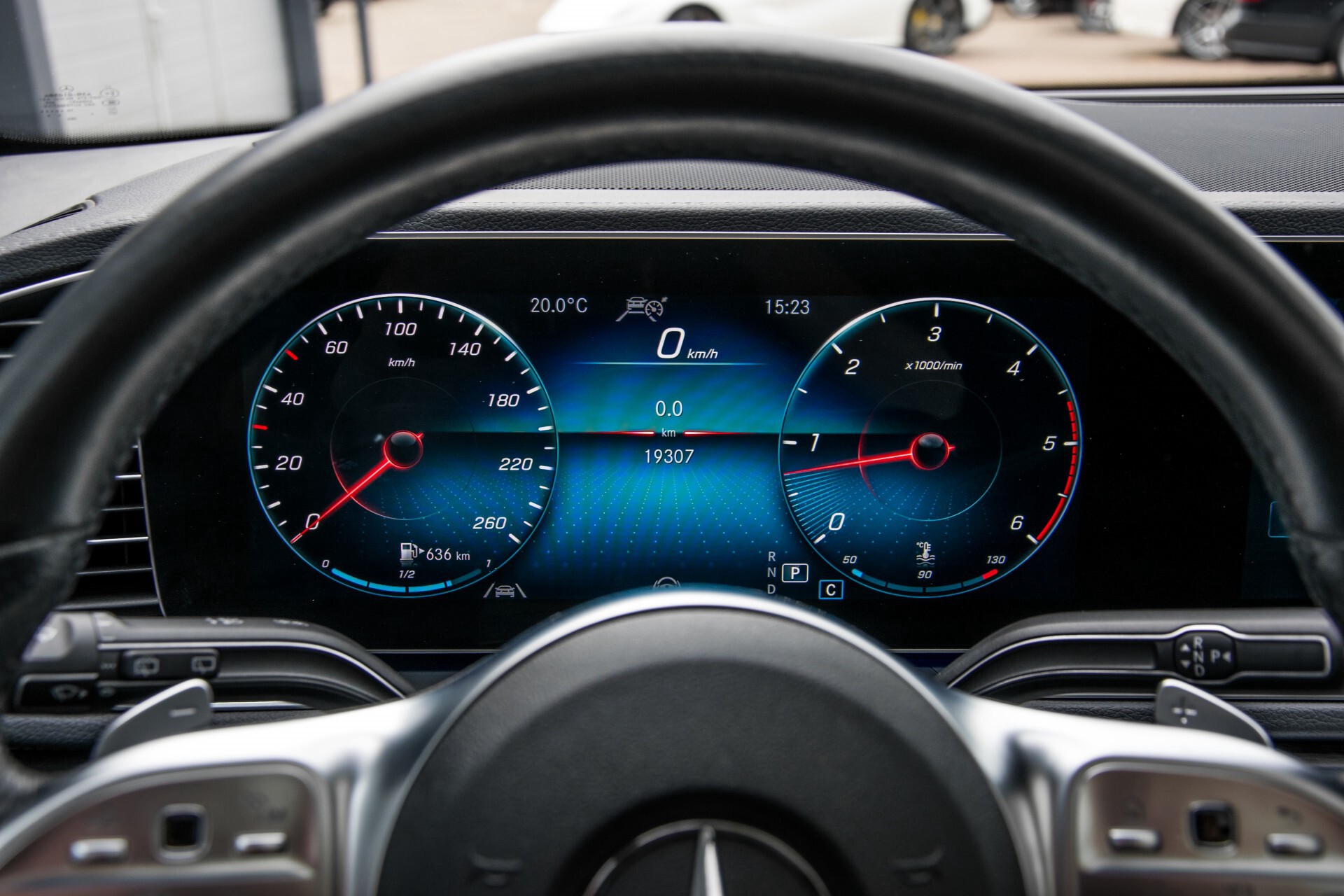 Mercedes-Benz GLE 400 d 4-M Luchtvering/Distronic/Keyless/HUD/Burmester/Nappa/360 camera/Panorama Aut9 Foto 13