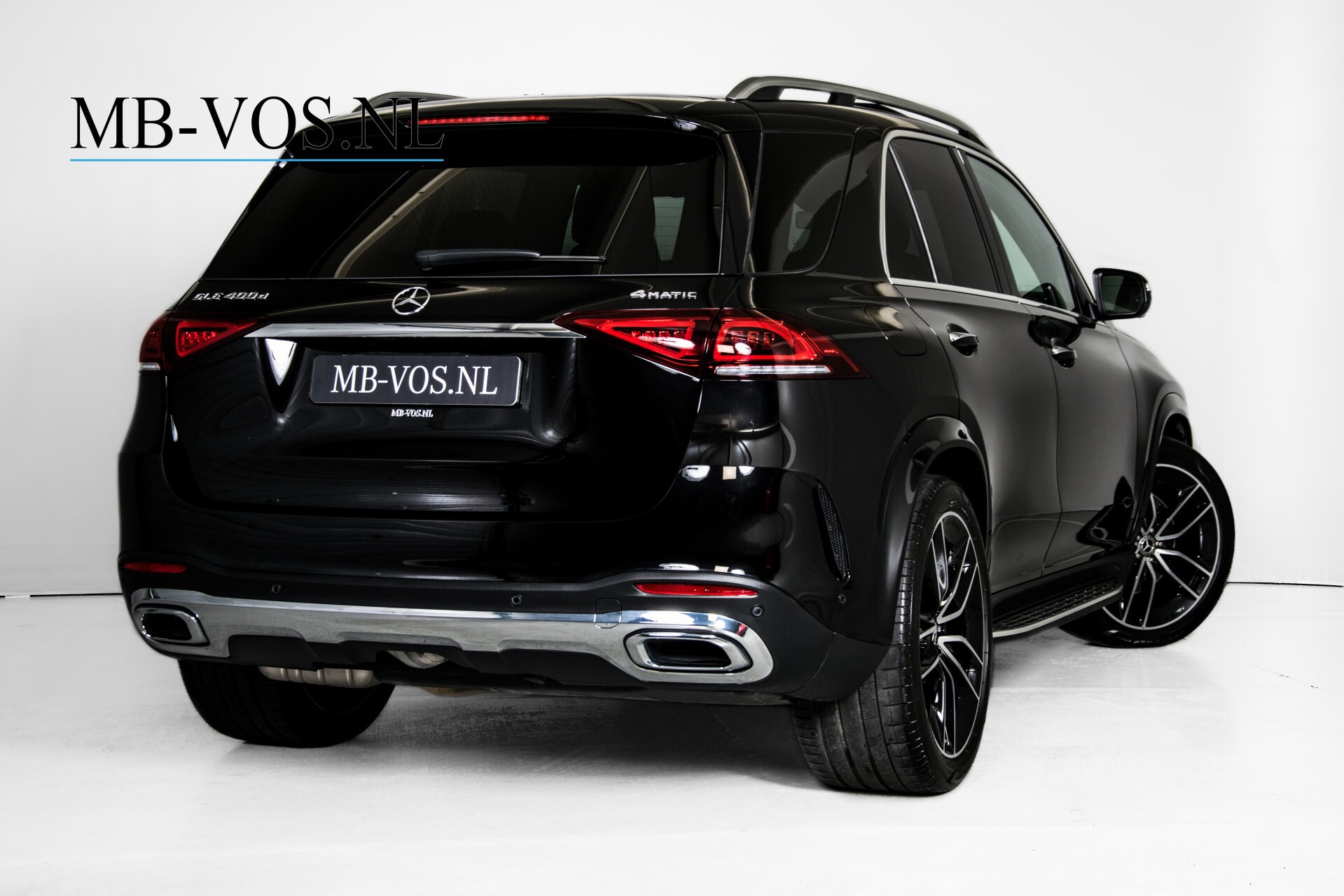 Mercedes-Benz GLE 400 d 4-M Luchtvering/Distronic/Keyless/HUD/Burmester/Nappa/360 camera/Panorama Aut9 Foto 2